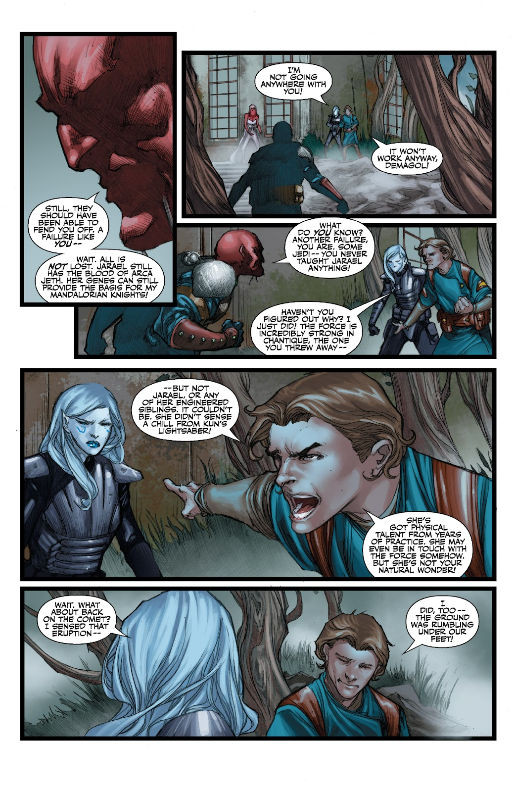 Read online Star Wars Legends: The Old Republic - Epic Collection comic -  Issue # TPB 3 (Part 3) - 92