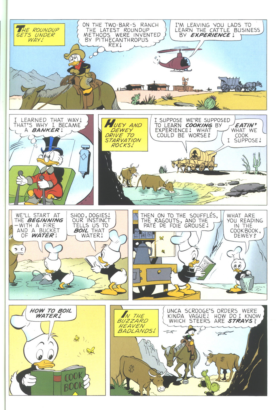 Read online Uncle Scrooge (1953) comic -  Issue #344 - 49