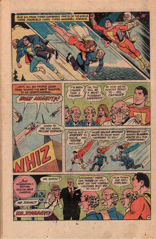 Read online Shazam! (1973) comic -  Issue #20 - 24