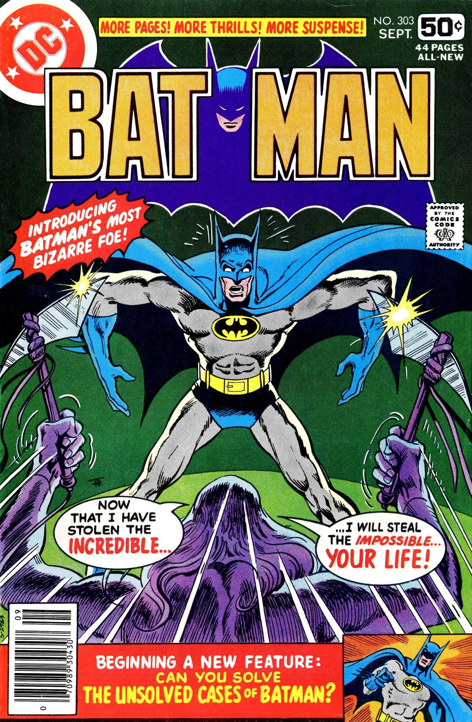 Batman (1940) 303 Page 1