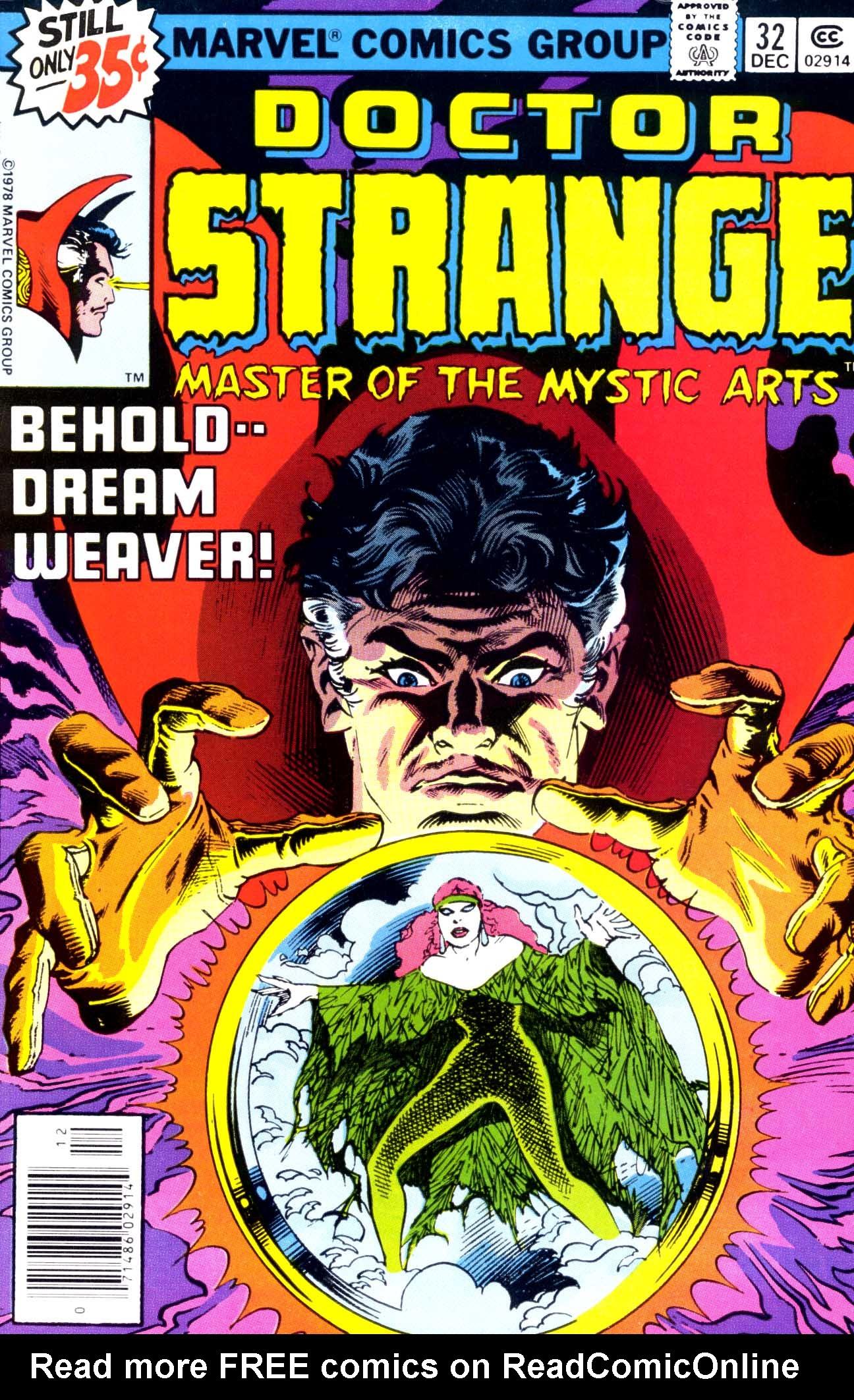 Doctor Strange (1974) 32 Page 1