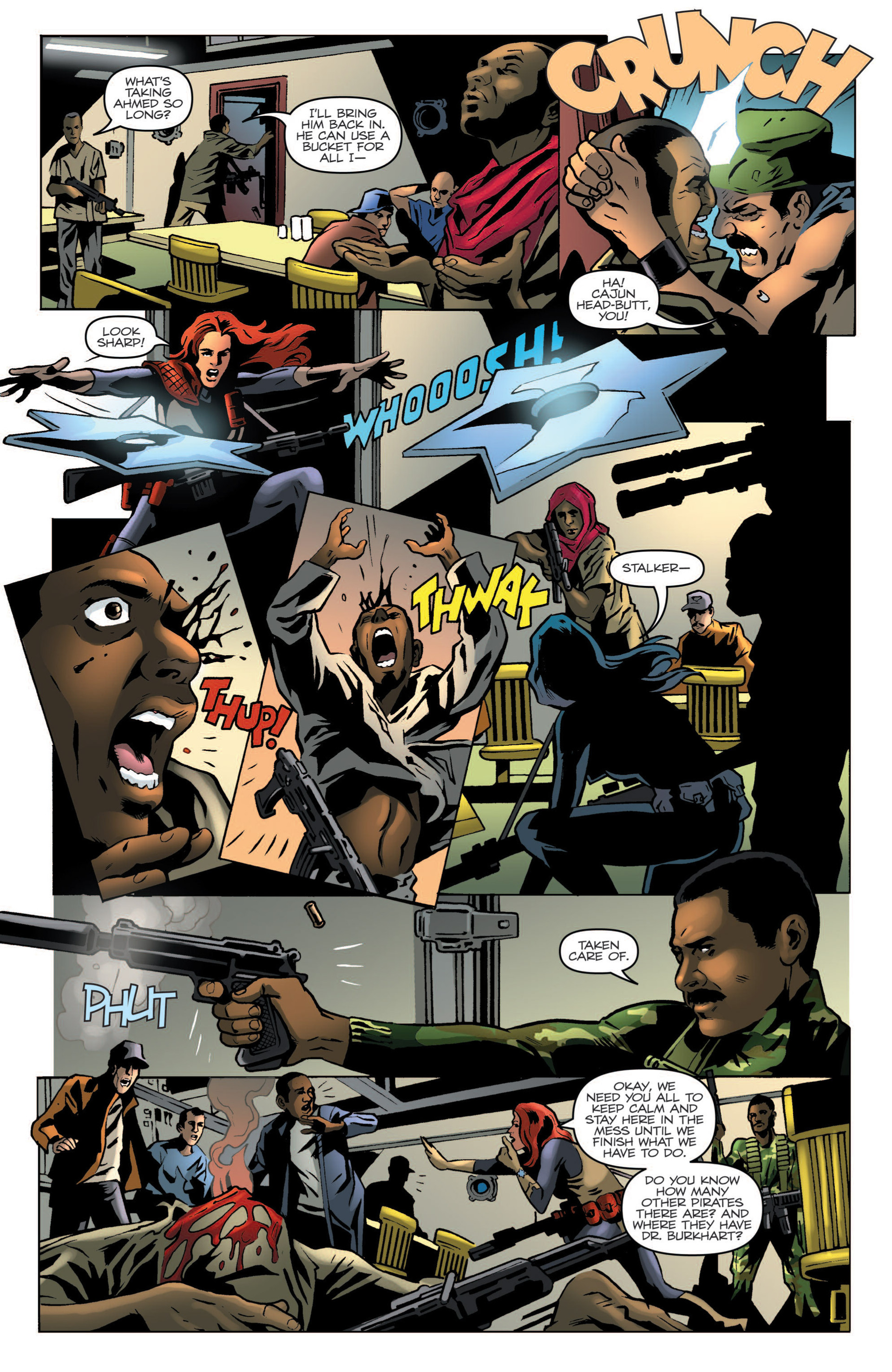 G.I. Joe: A Real American Hero 188 Page 9