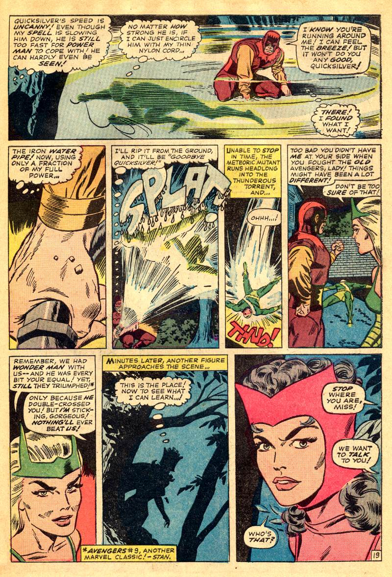 The Avengers (1963) 21 Page 26