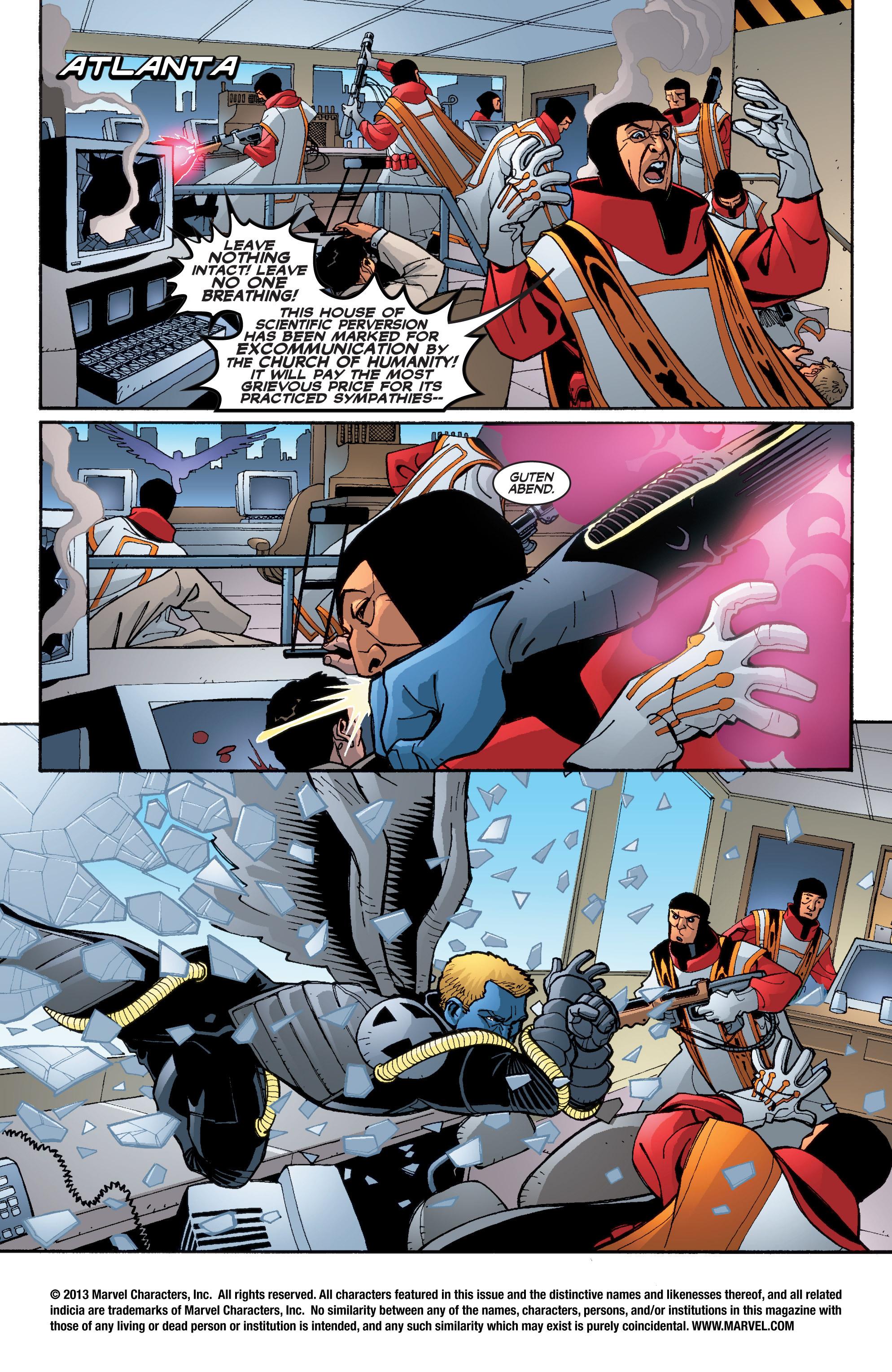 Read online Uncanny X-Men (1963) comic -  Issue #400 - 3
