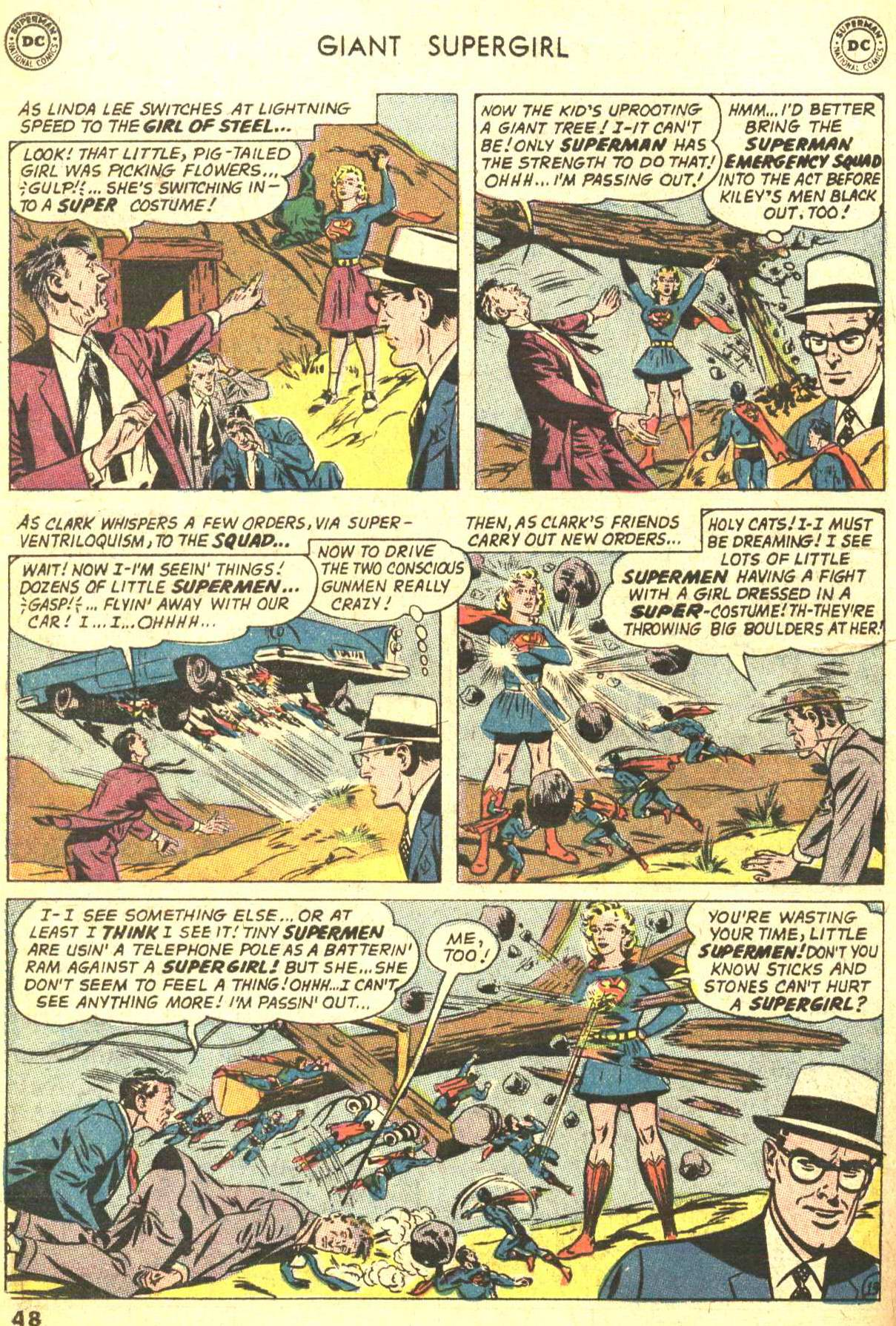 Read online Action Comics (1938) comic -  Issue #373 - 46