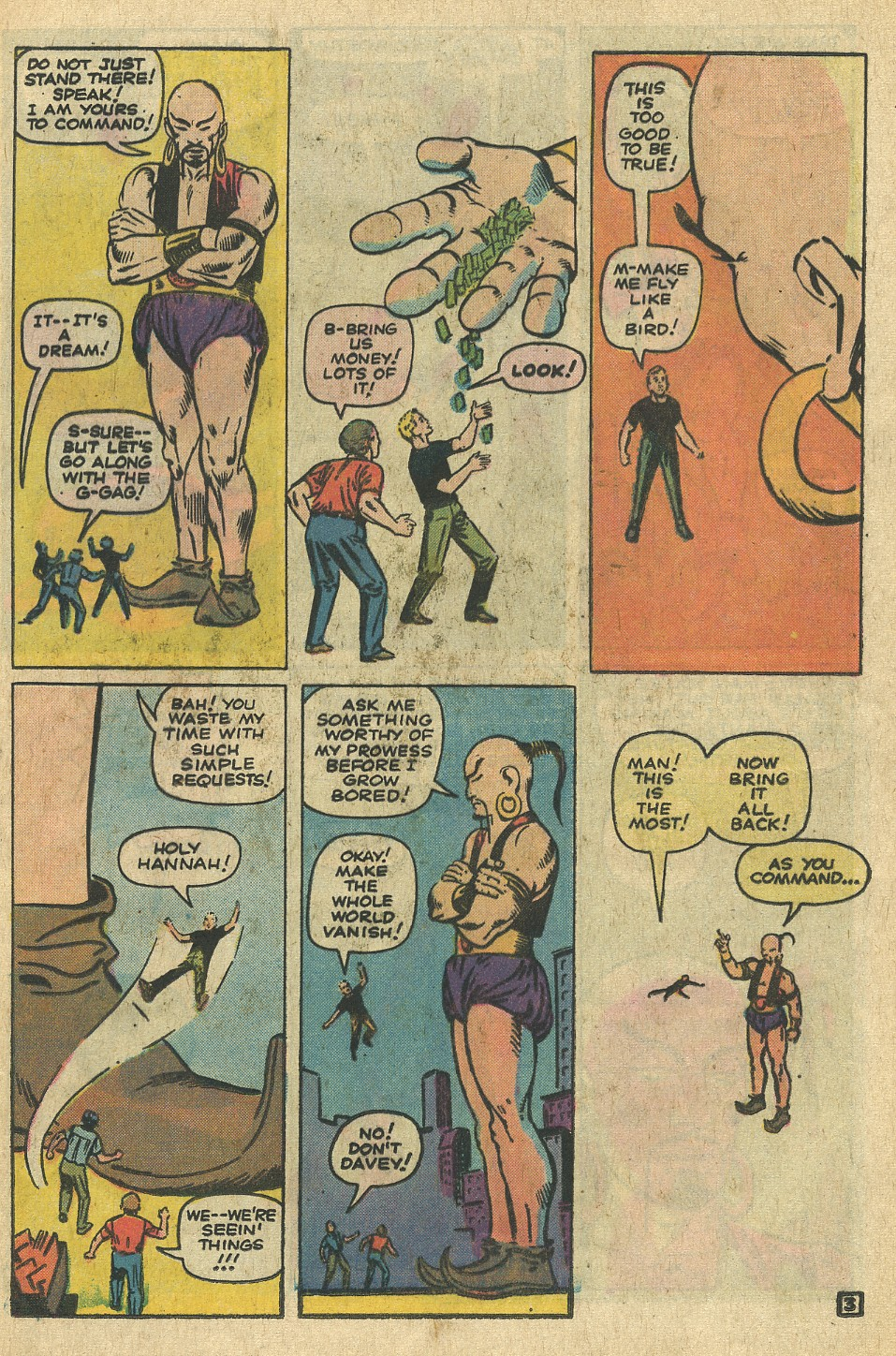 Journey Into Mystery (1972) issue 12 - Page 17