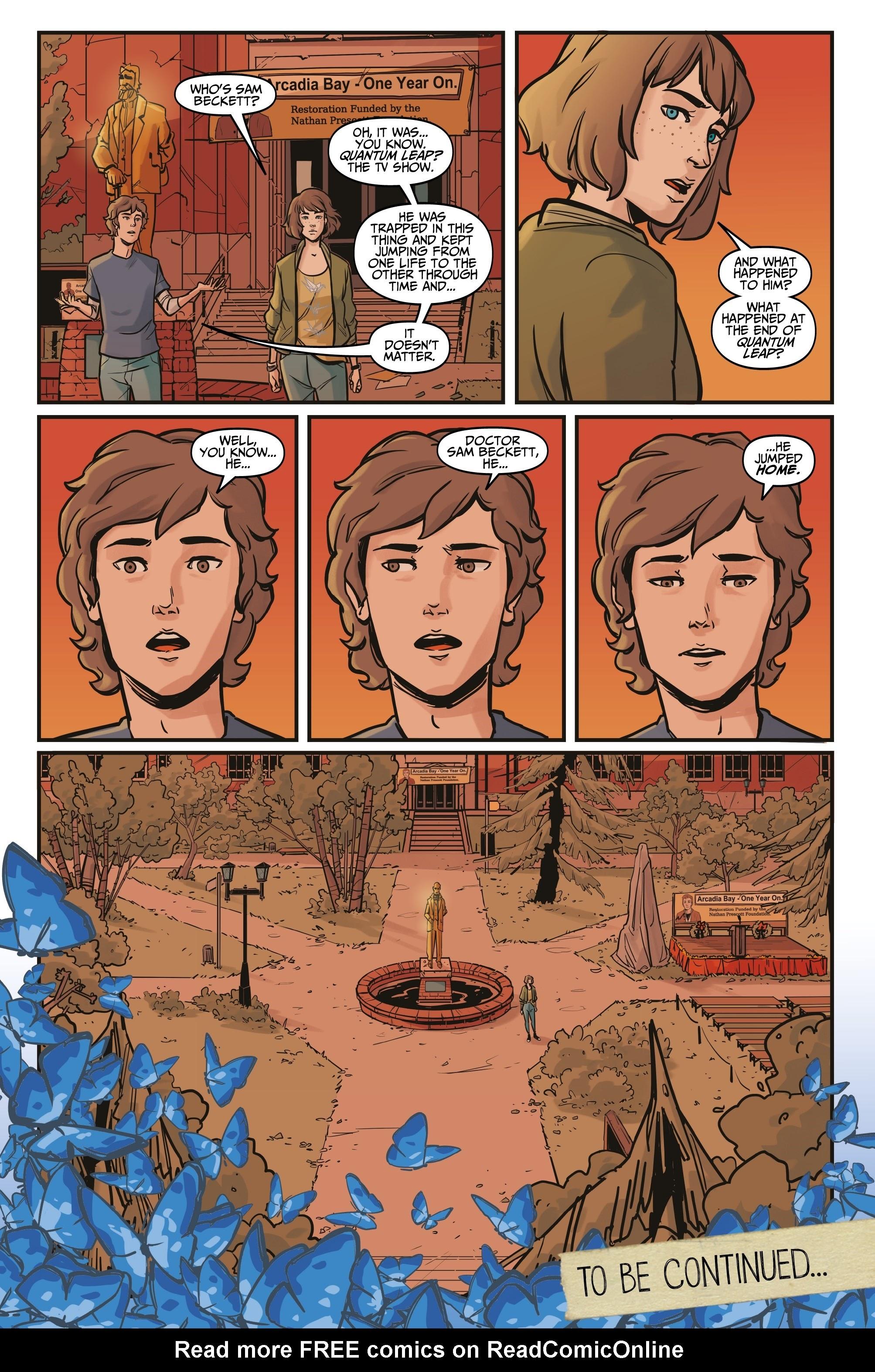 Life is Strange #3 #3 - English 28
