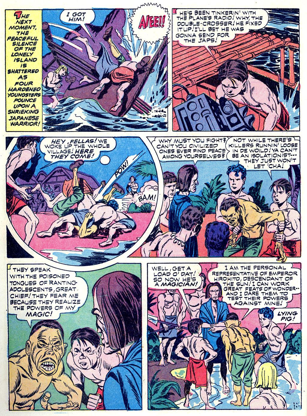 Read online Detective Comics (1937) comic -  Issue #68 - 22