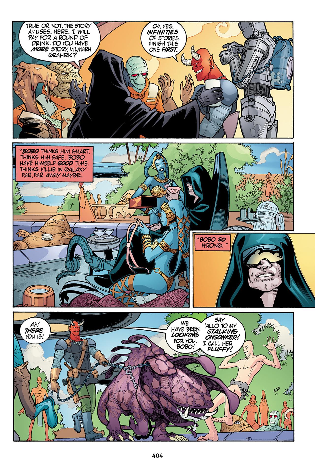 Read online Star Wars Omnibus comic -  Issue # Vol. 15.5 - 122