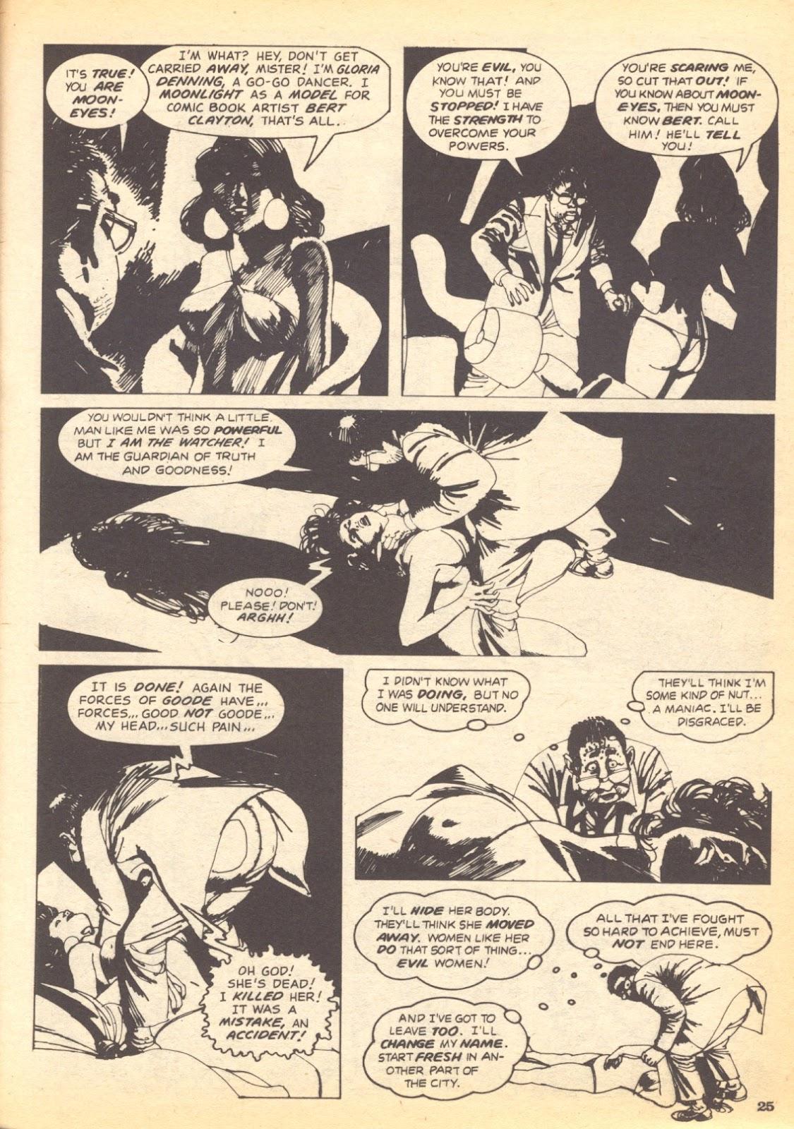 Creepy (1964) Issue #122 #122 - English 25