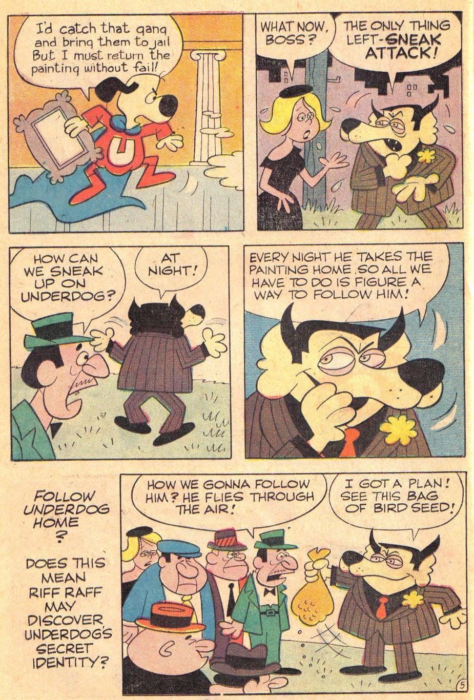 Underdog (1970) issue 3 - Page 16