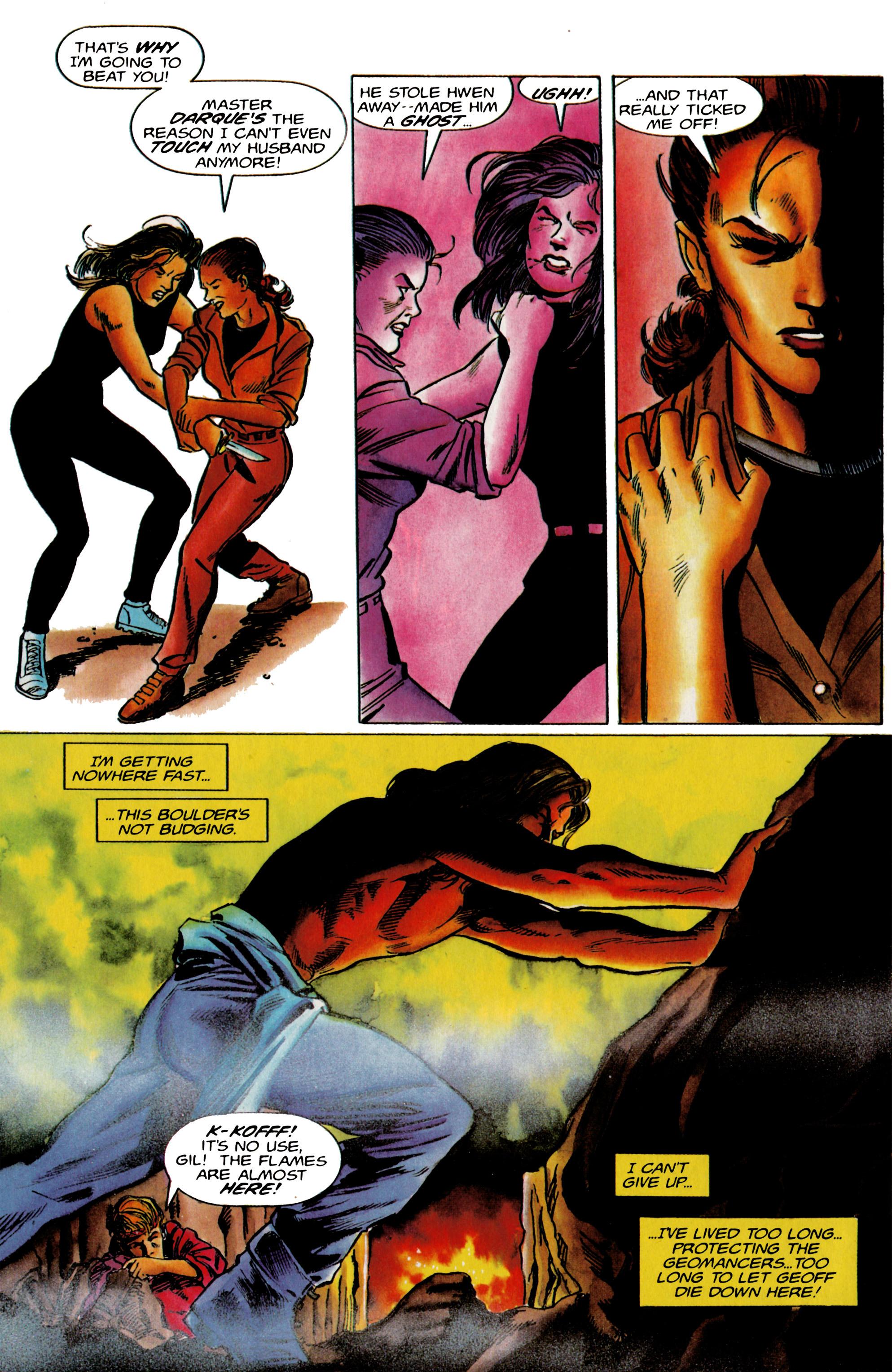 Read online Eternal Warrior (1992) comic -  Issue #19 - 17