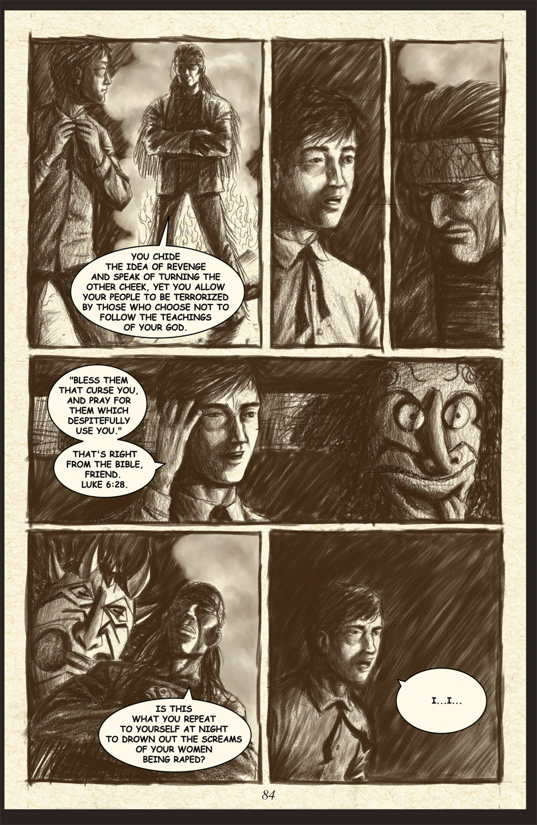 Read online Nightmare World comic -  Issue # Vol. 2 Leave the Light On - 85