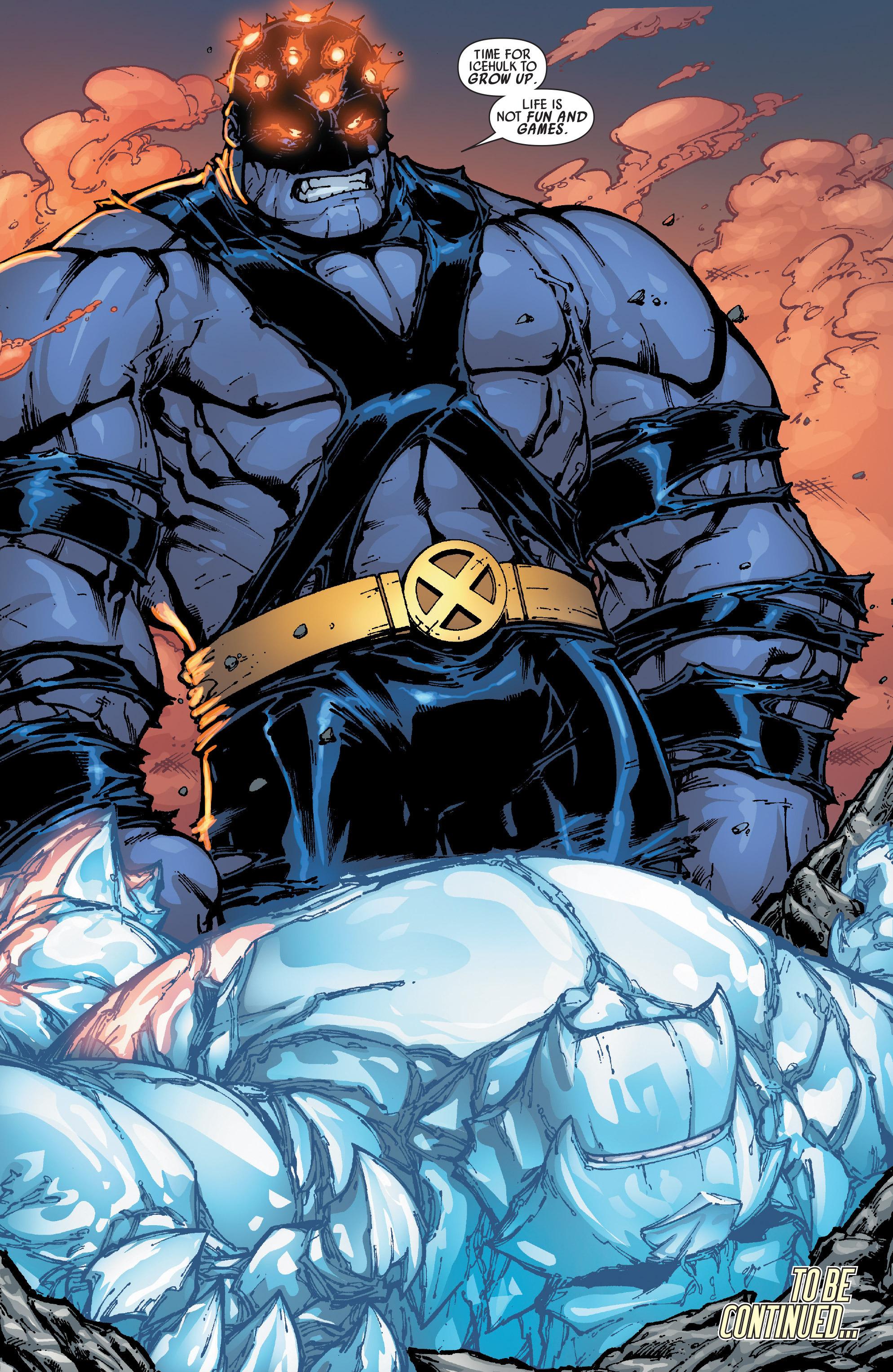 Read online World War Hulks: Spider-Man vs. Thor comic -  Issue #1 - 35