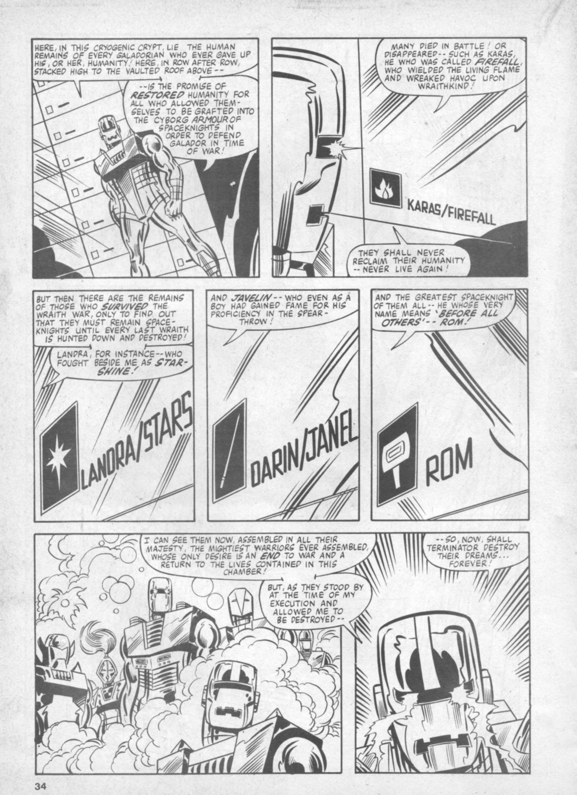 Read online Future Tense comic -  Issue #37 - 34