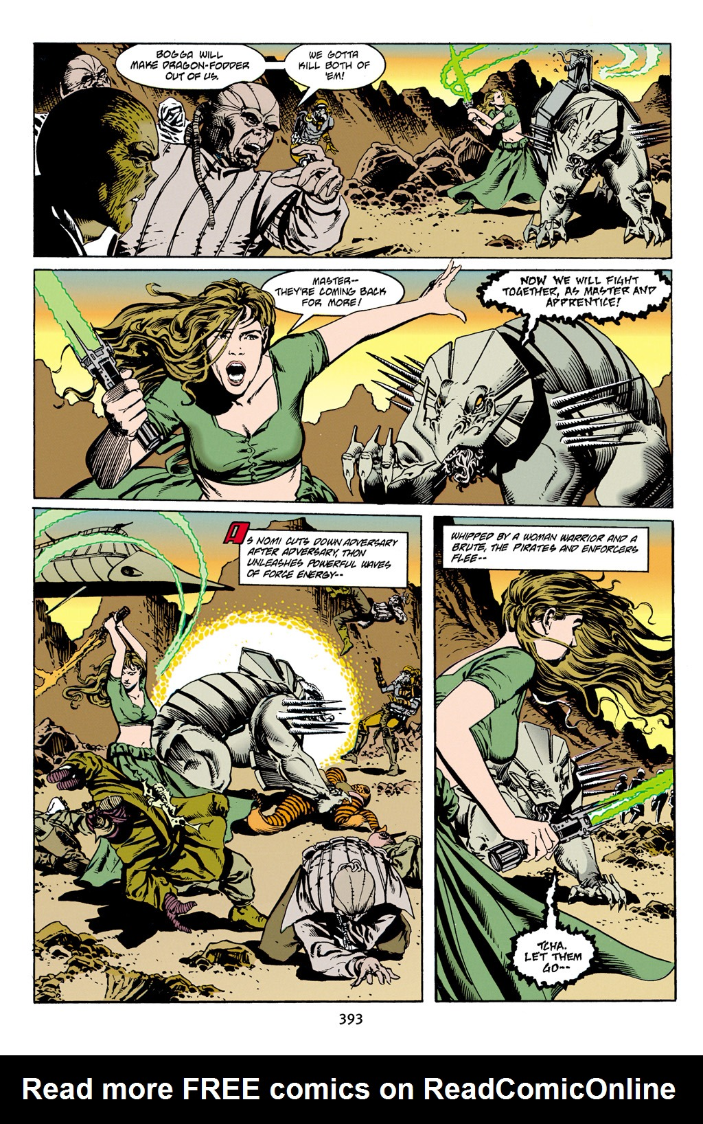 Read online Star Wars Omnibus comic -  Issue # Vol. 4 - 381
