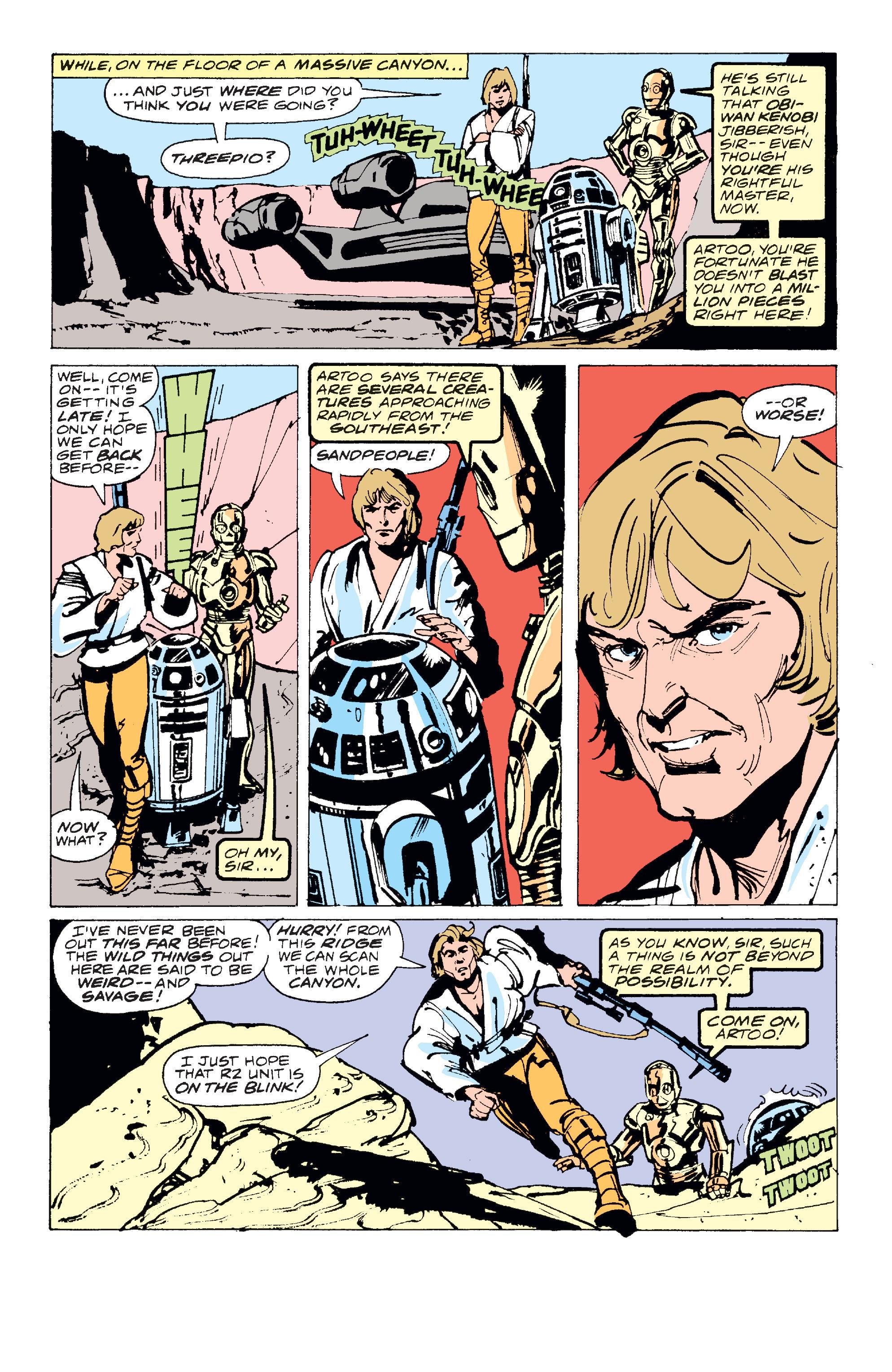 Read online Star Wars Omnibus comic -  Issue # Vol. 13 - 21