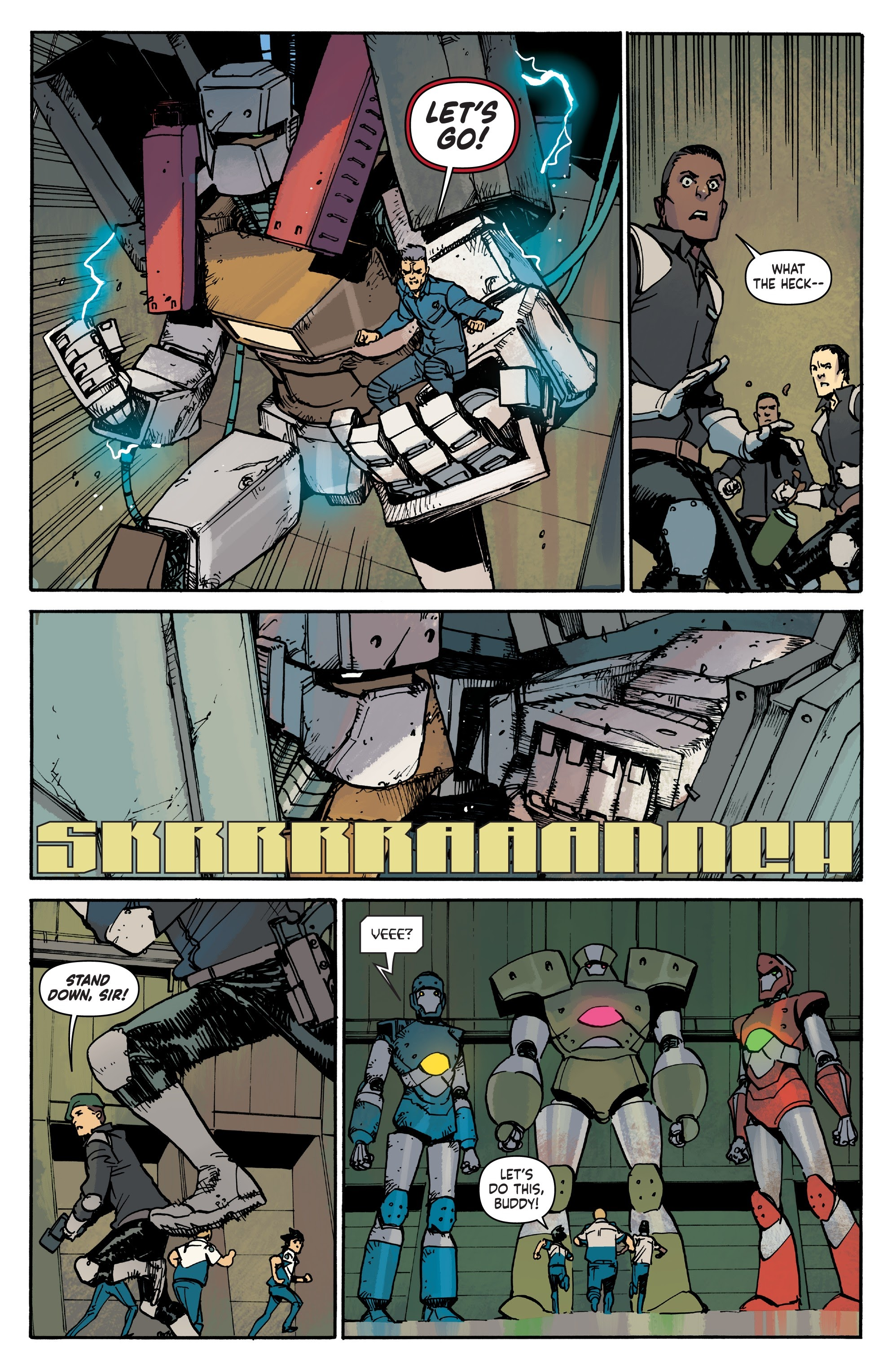 Mech Cadet Yu #_TPB_2 #15 - English 73
