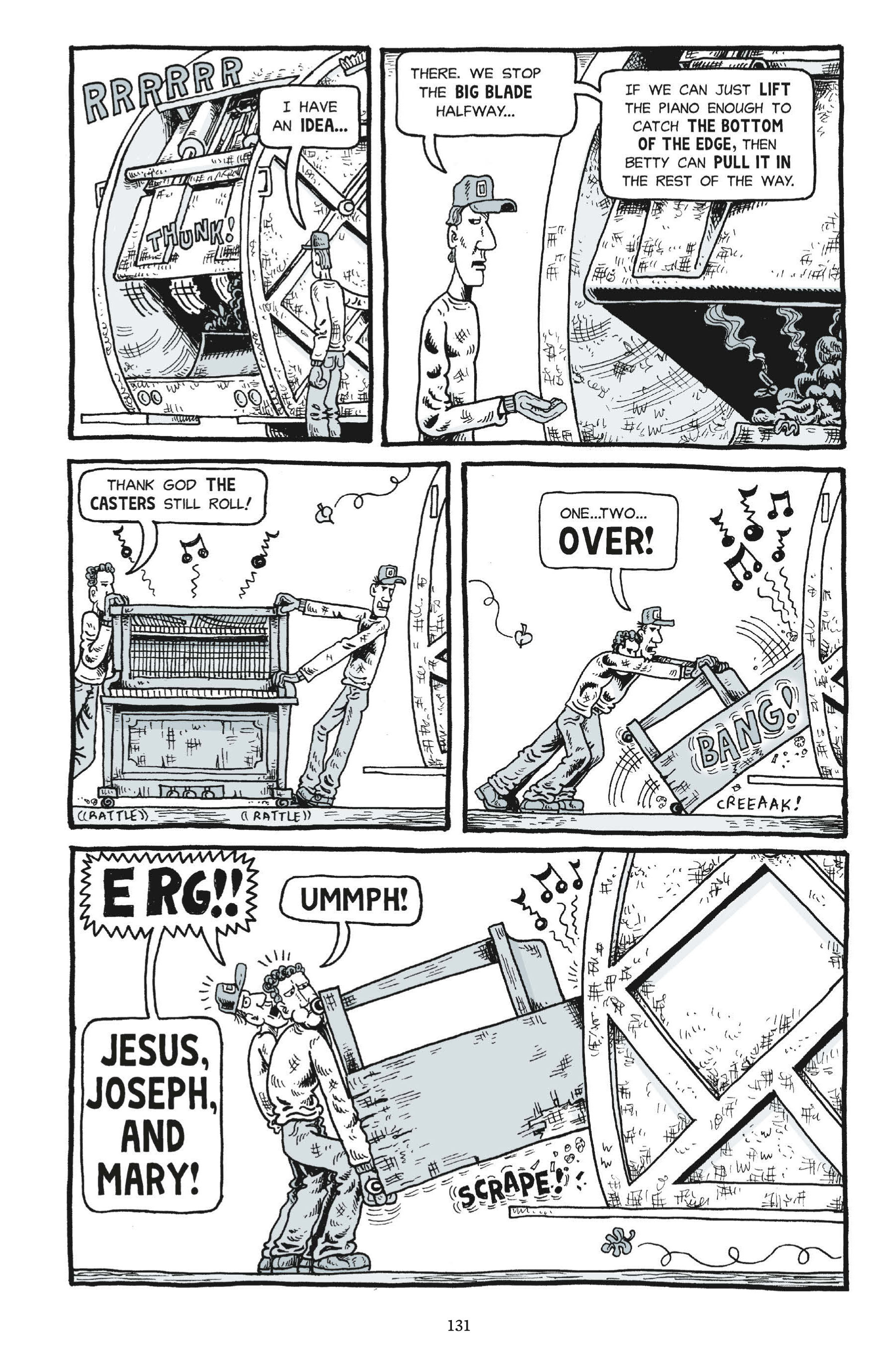 Read online Trashed comic -  Issue # Full - 127