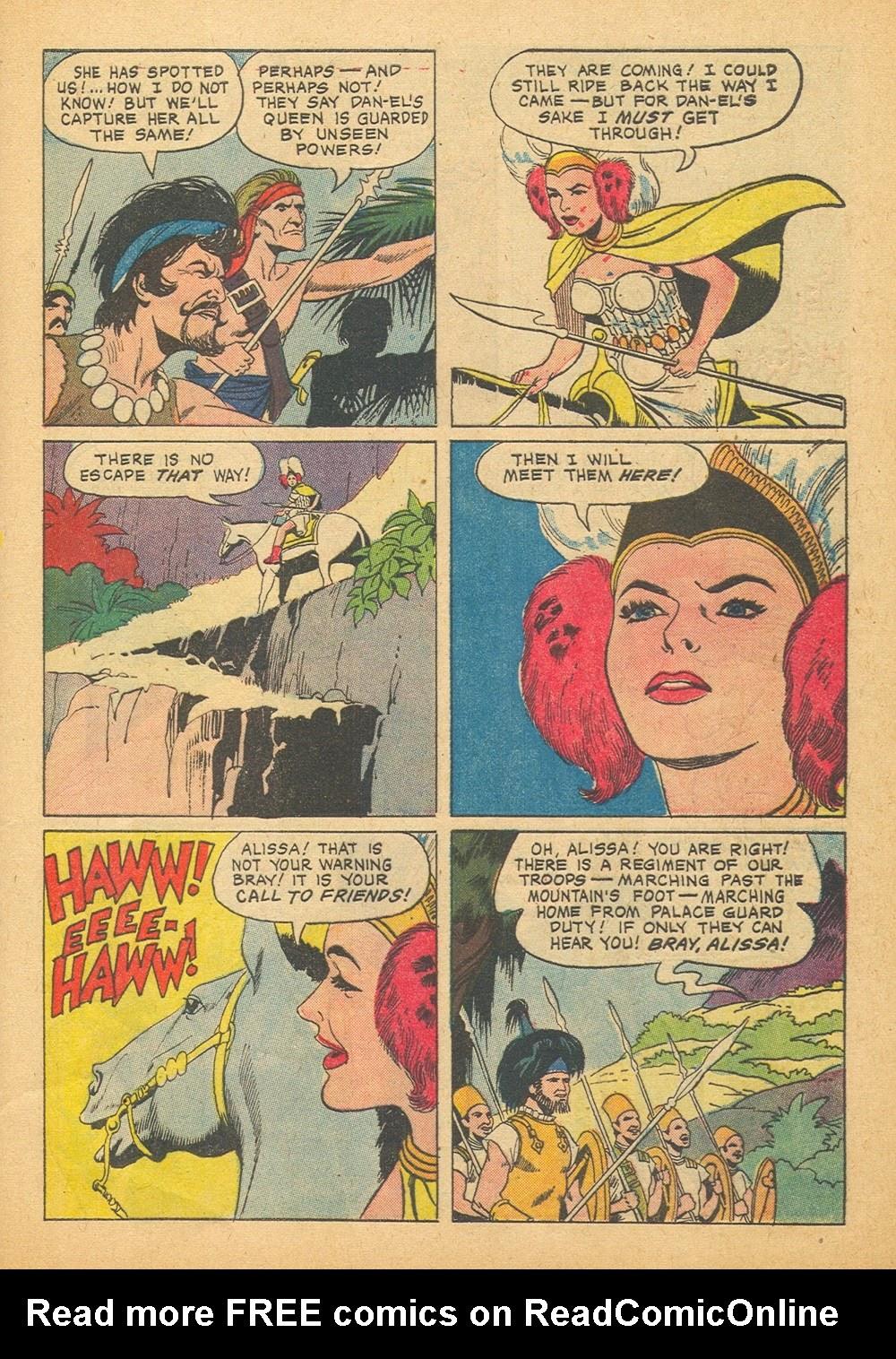 Tarzan (1948) issue 121 - Page 29