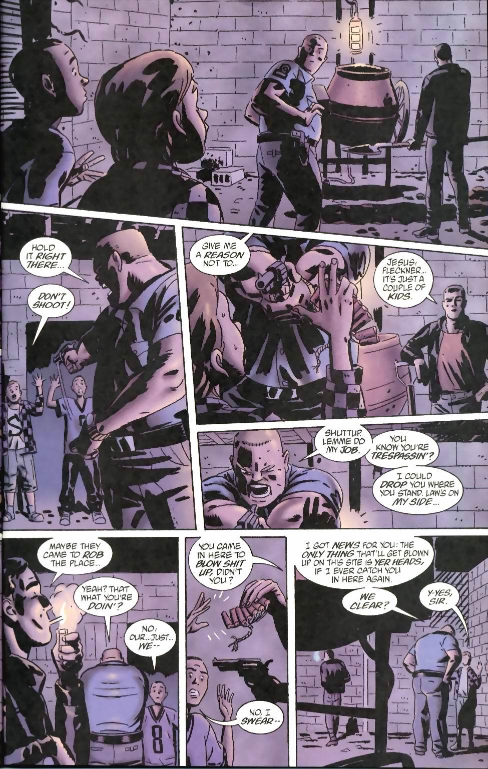 Read online Flinch comic -  Issue #13 - 18