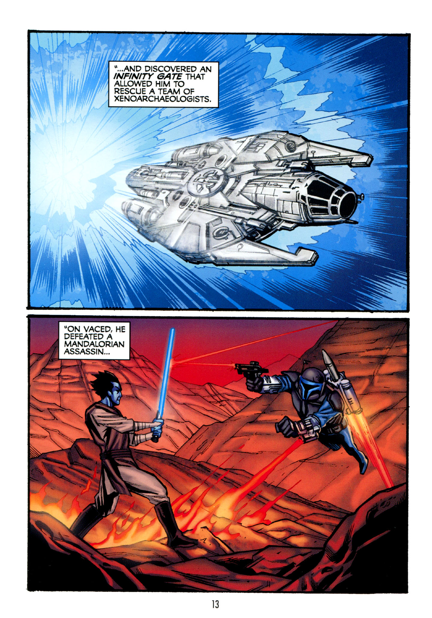 Read online Star Wars: The Clone Wars - Strange Allies comic -  Issue # Full - 14