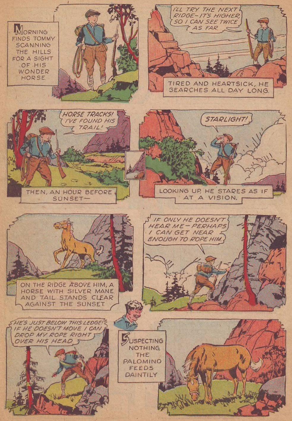 Read online Animal Comics comic -  Issue #8 - 26