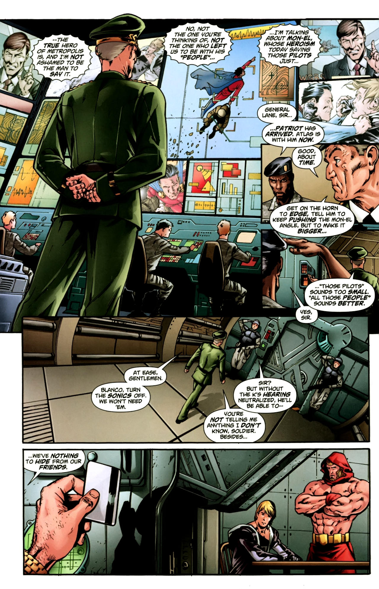 Action Comics (1938) 880 Page 16