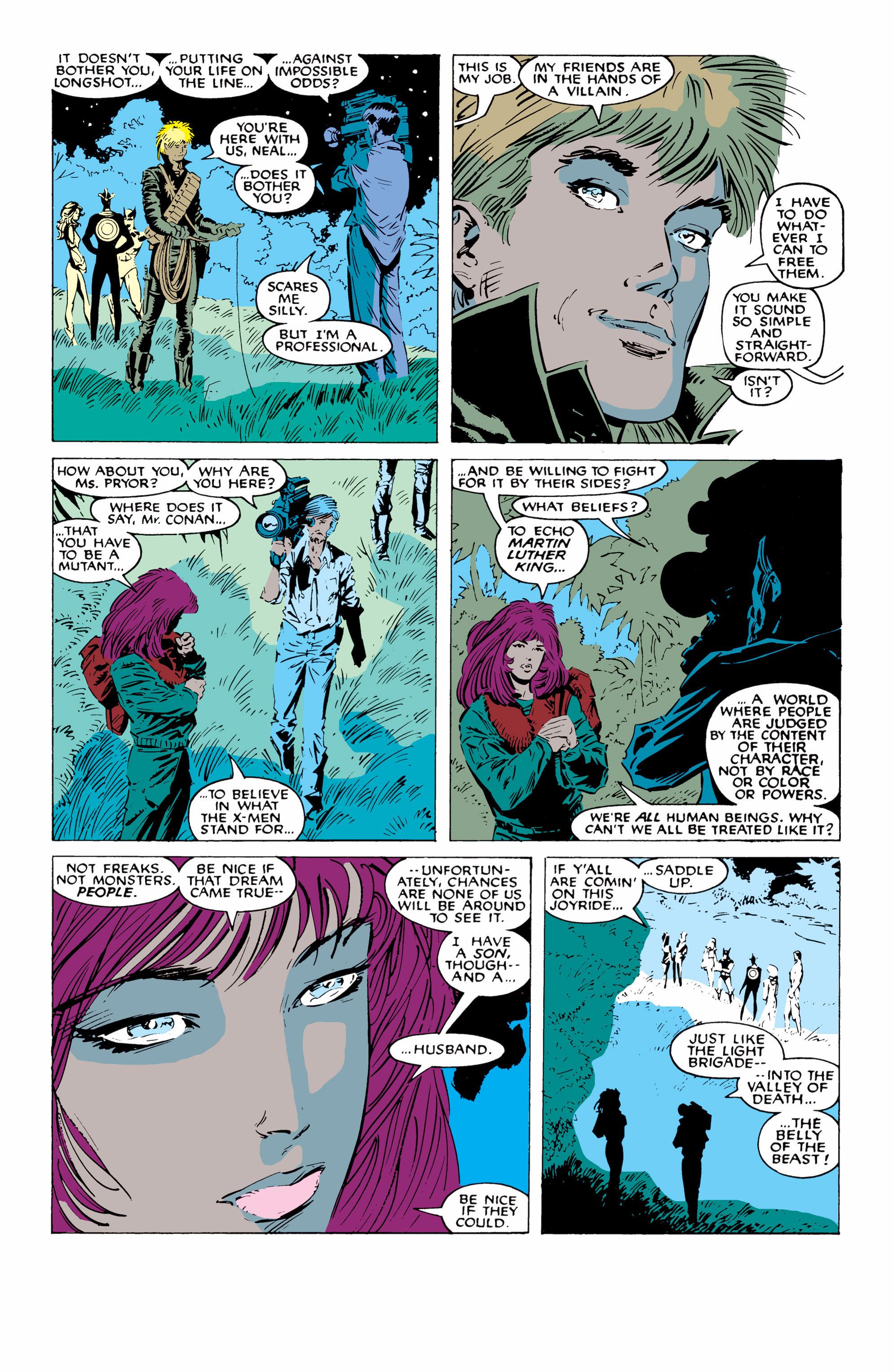 Read online Uncanny X-Men (1963) comic -  Issue #227 - 12