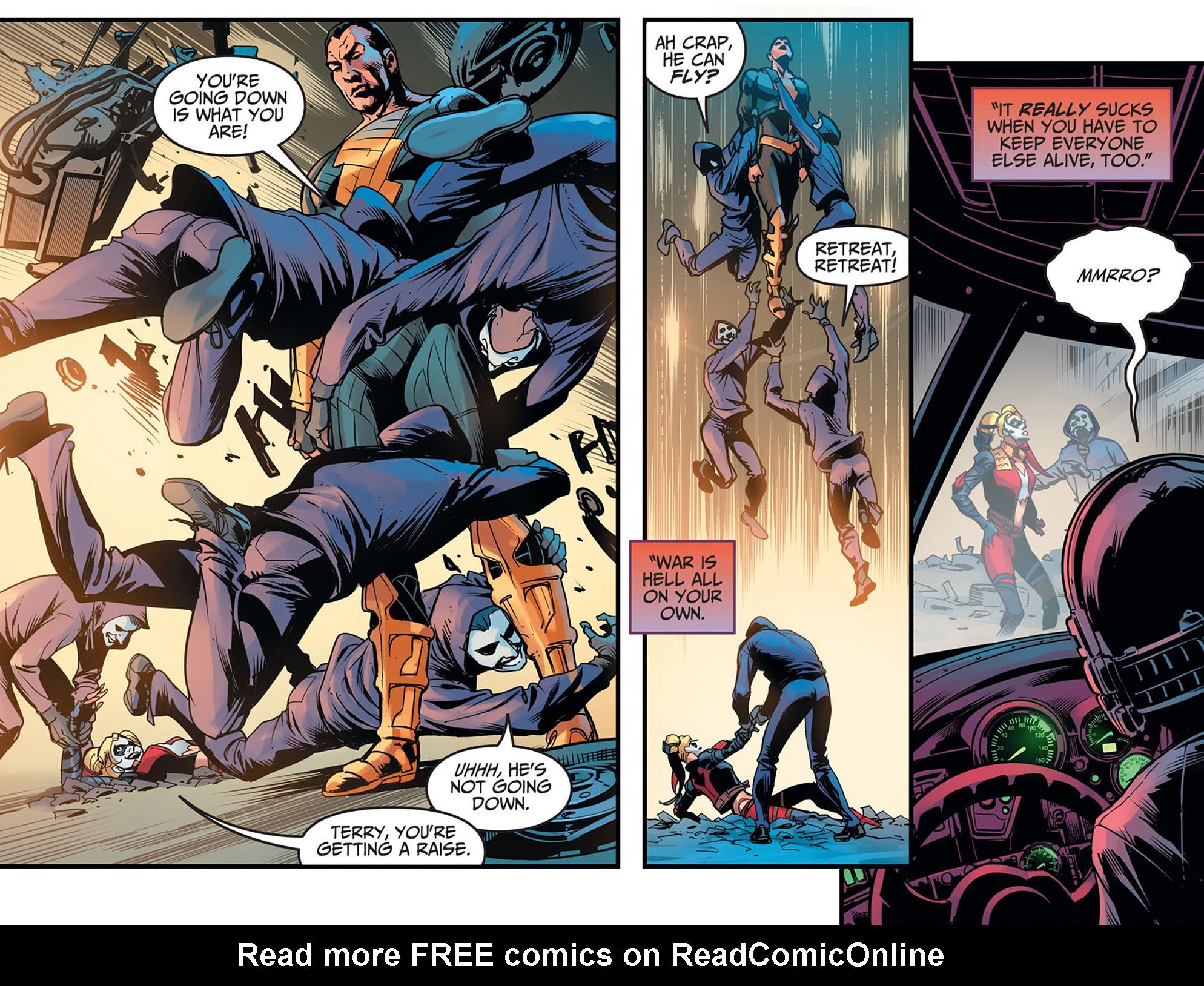 Read online Injustice: Ground Zero comic -  Issue #11 - 15