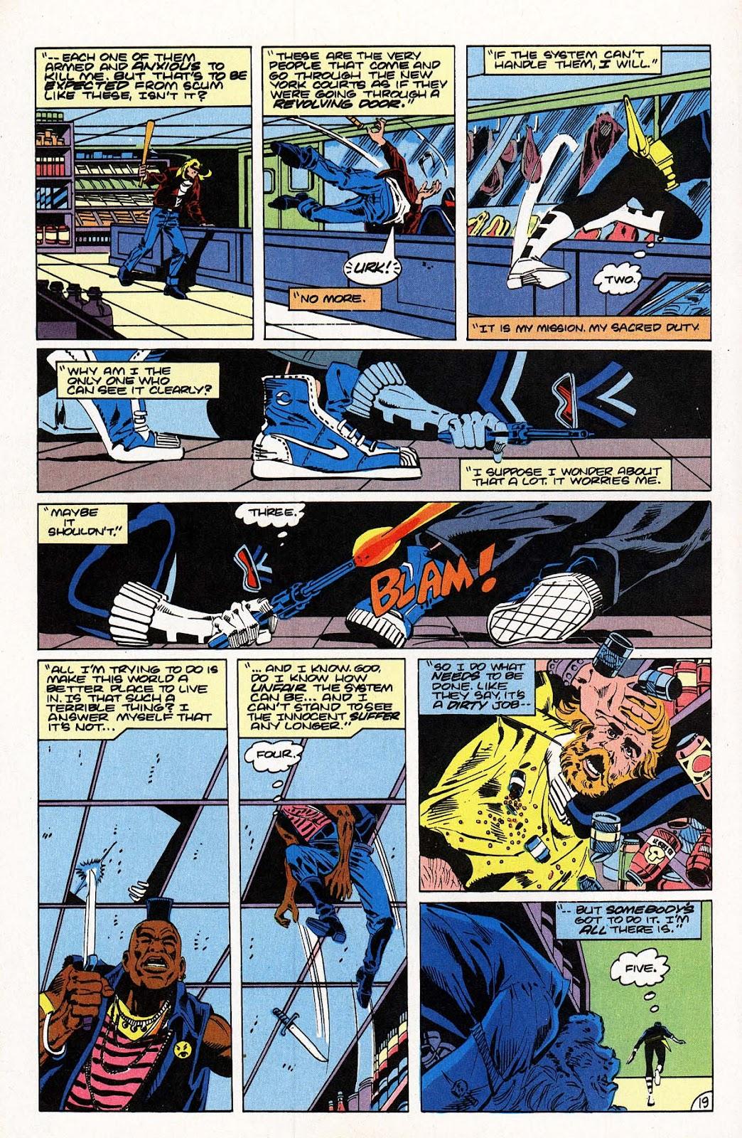 Vigilante (1983) issue 22 - Page 20