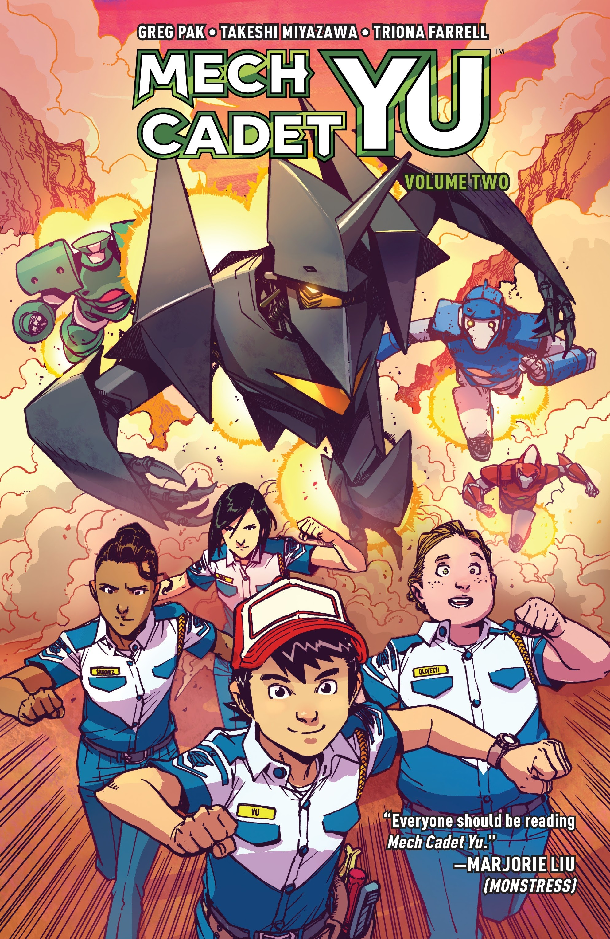 Mech Cadet Yu #_TPB_2 #15 - English 1