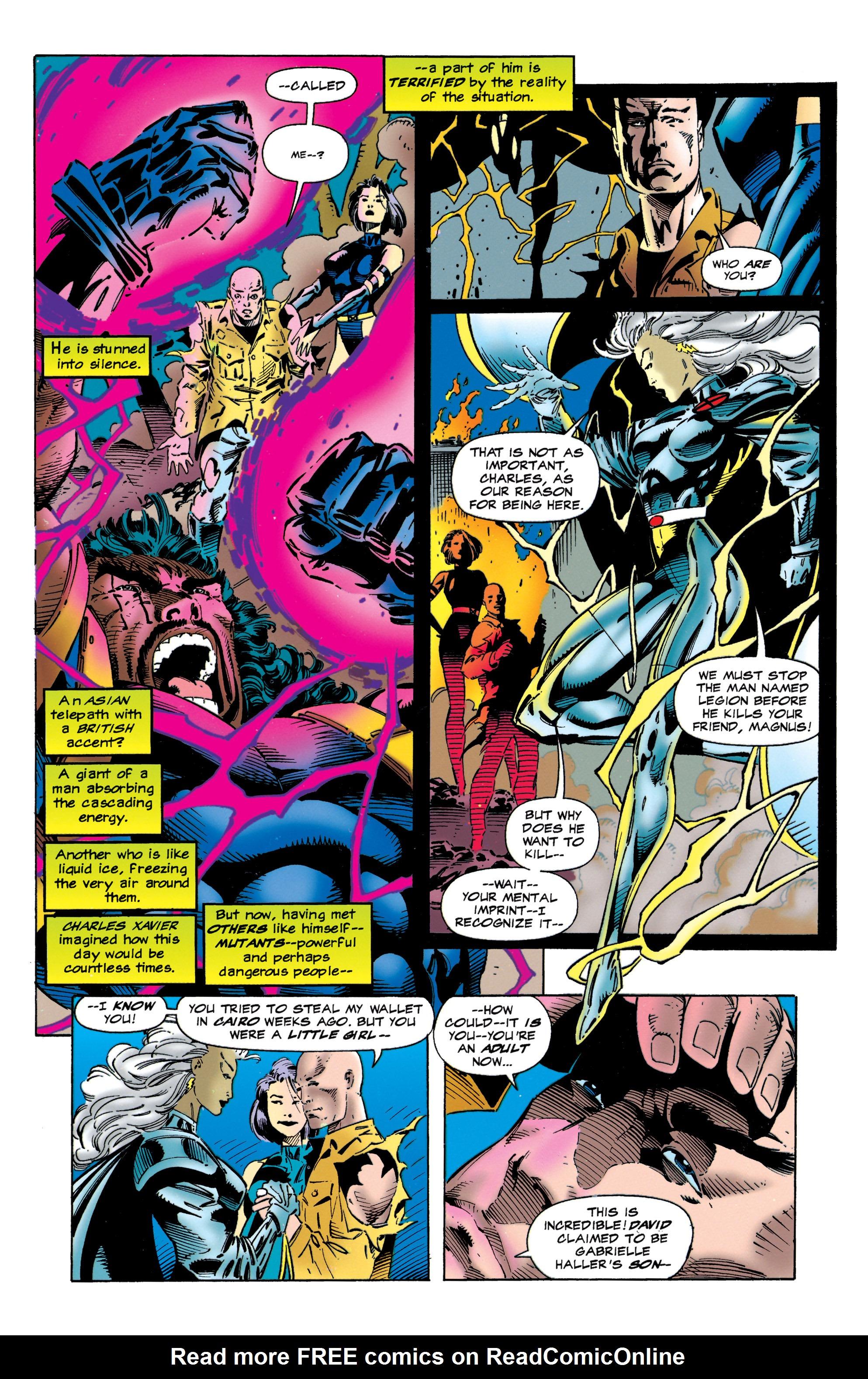 X-Men (1991) 41 Page 5