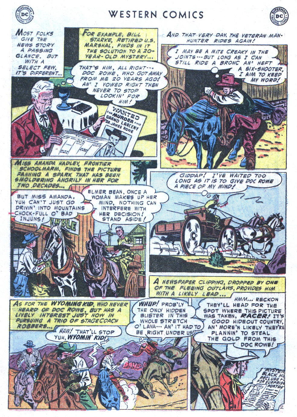 Western Comics issue 42 - Page 4