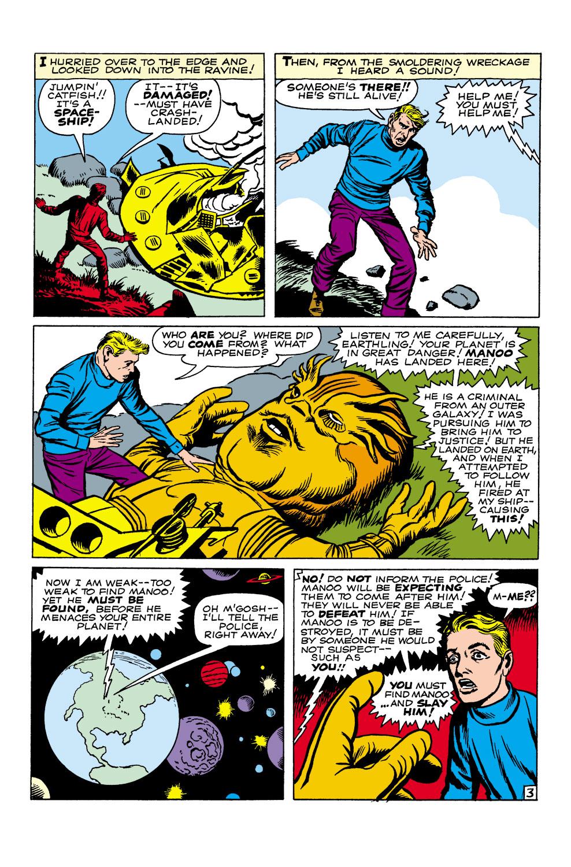 Read online Amazing Adventures (1961) comic -  Issue #2 - 4
