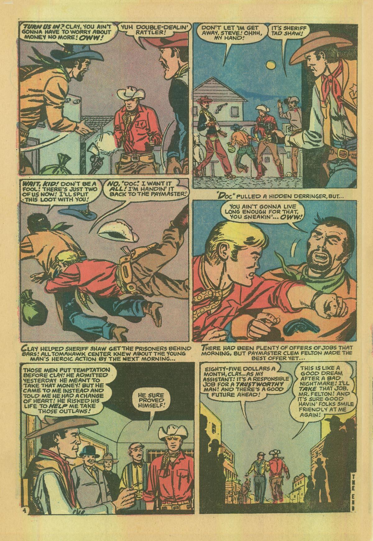 Read online Two-Gun Kid comic -  Issue #114 - 34
