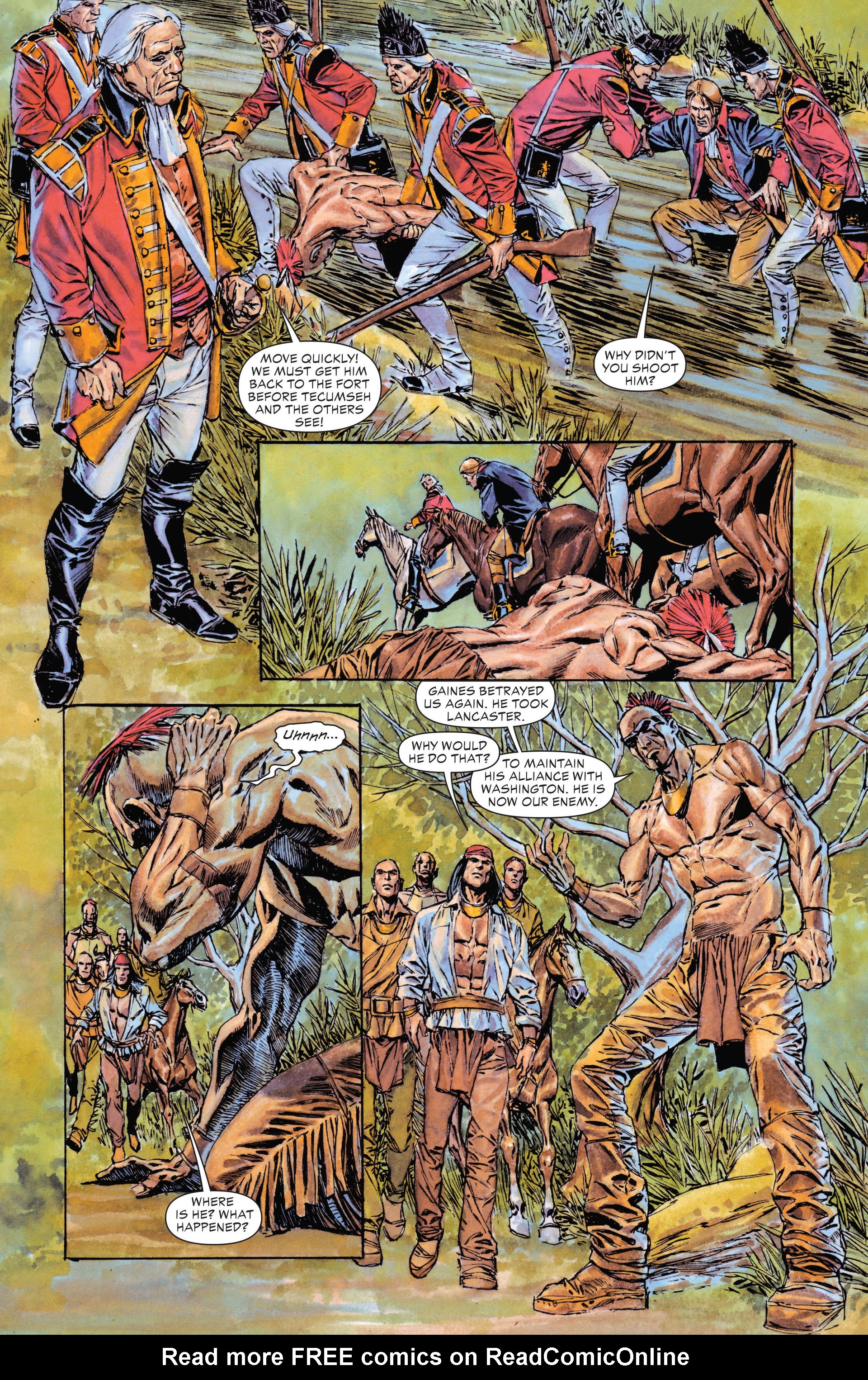 Read online All-Star Western (2011) comic -  Issue #15 - 30