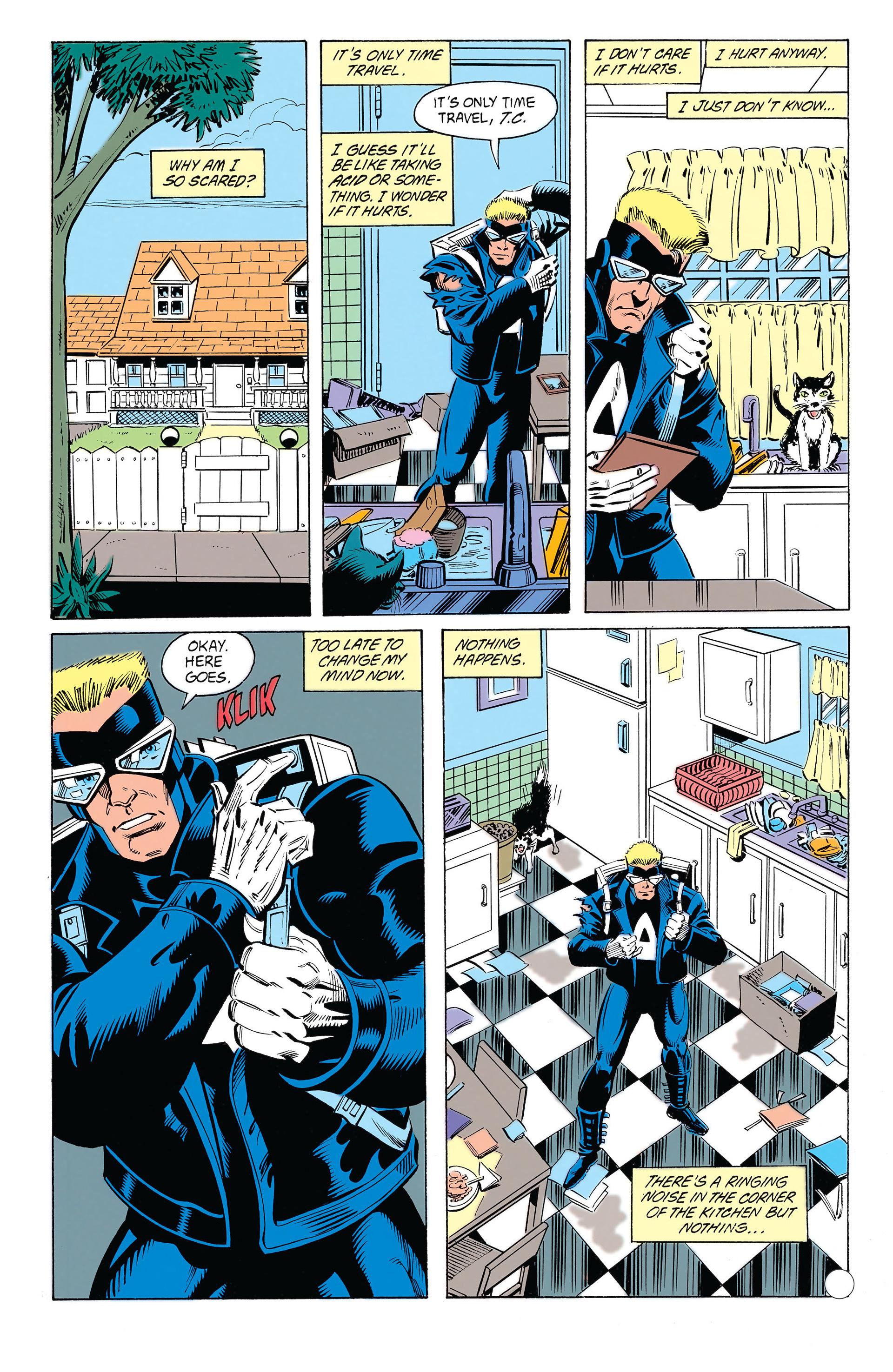 Read online Animal Man (1988) comic -  Issue #22 - 9