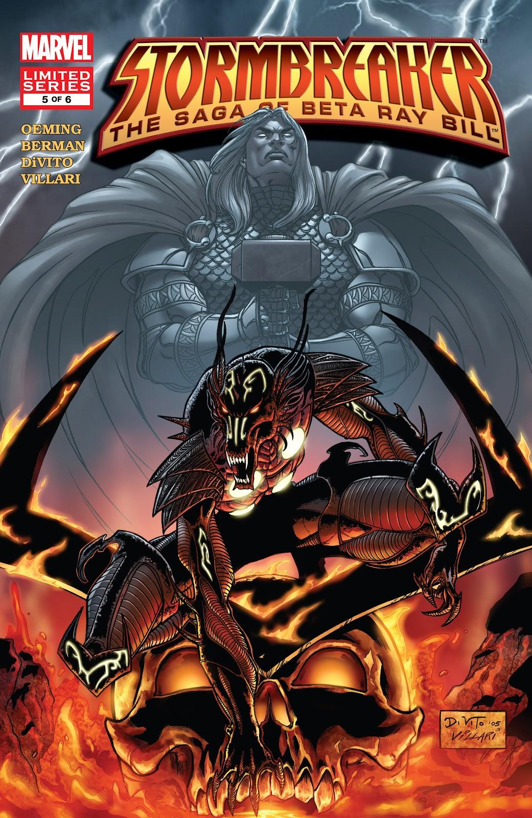 Read online Thor: Ragnaroks comic -  Issue # TPB (Part 4) - 45