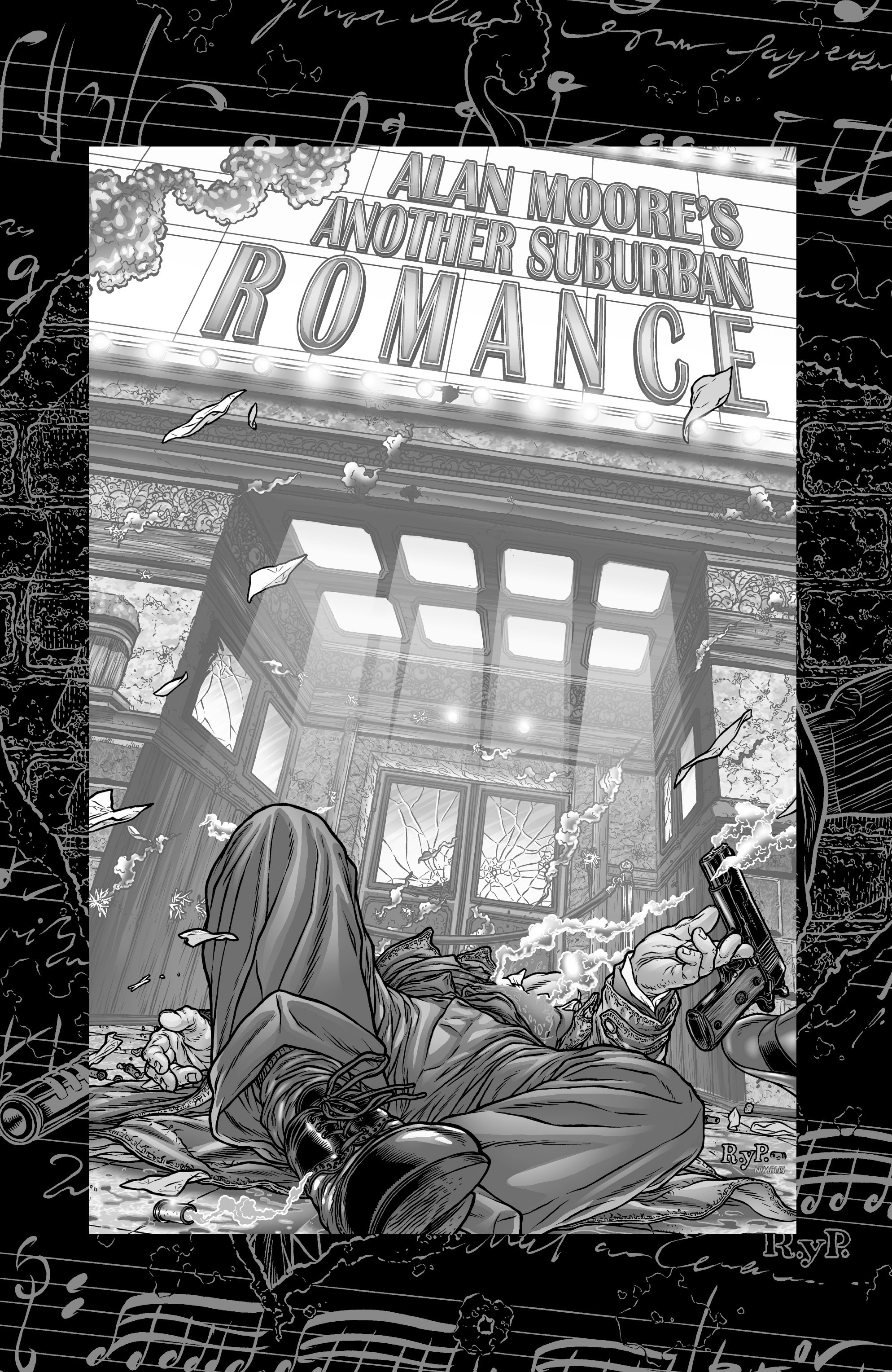 Read online Alan Moore's Another Suburban Romance comic -  Issue #Alan Moore's Another Suburban Romance Full - 2