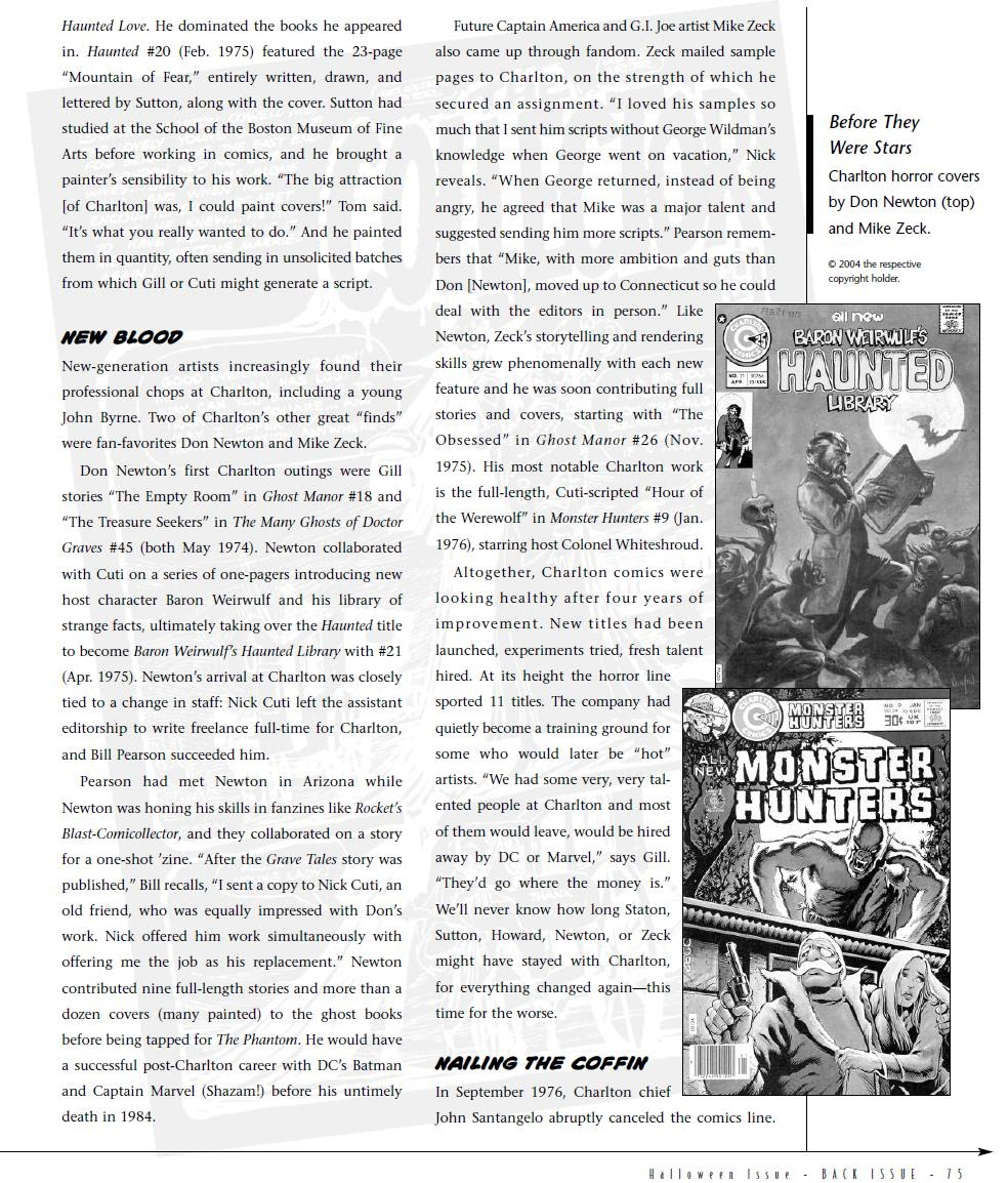 Back Issue issue 6 - Page 76