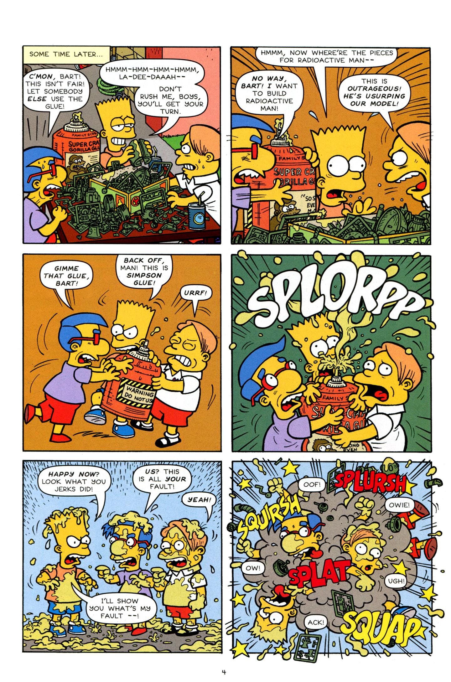 Read online Simpsons Comics Presents Bart Simpson comic -  Issue #63 - 6