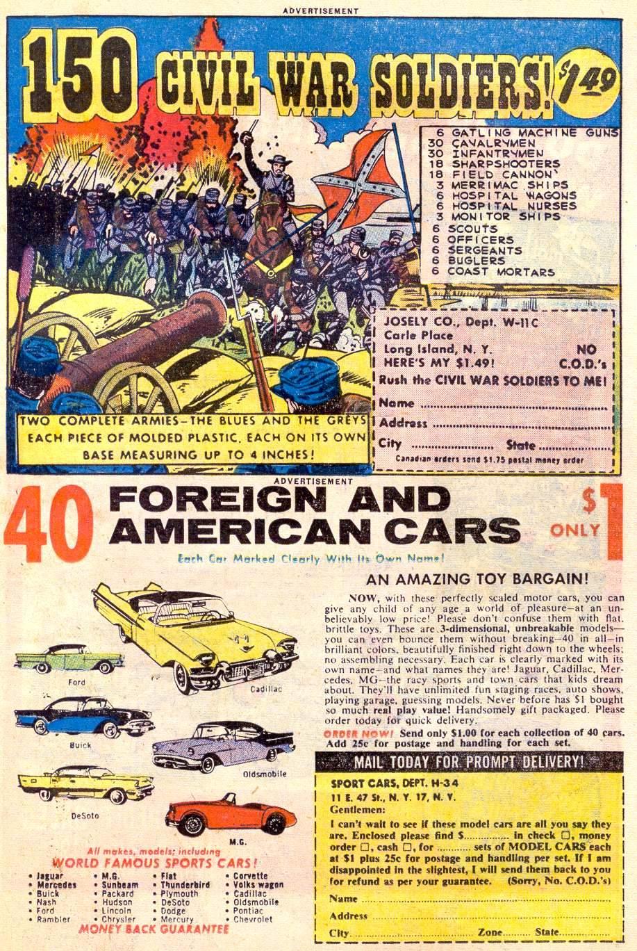 Read online Adventure Comics (1938) comic -  Issue #264 - 33