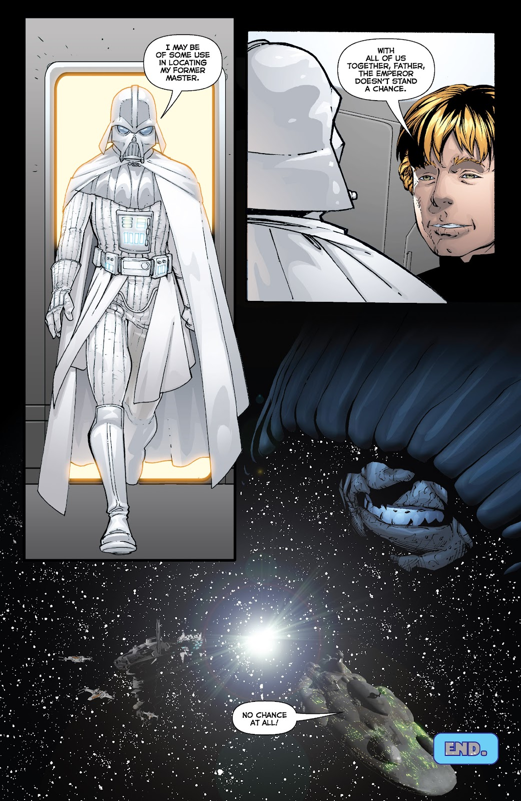 Read online Star Wars Legends: Infinities - Epic Collection comic -  Issue # TPB (Part 3) - 90