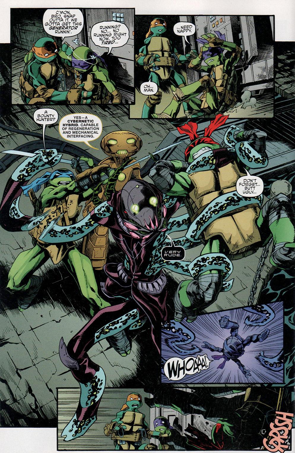 Read online Free Comic Book Day 2017 comic -  Issue # Teenage Mutant Ninja Turtles - 18