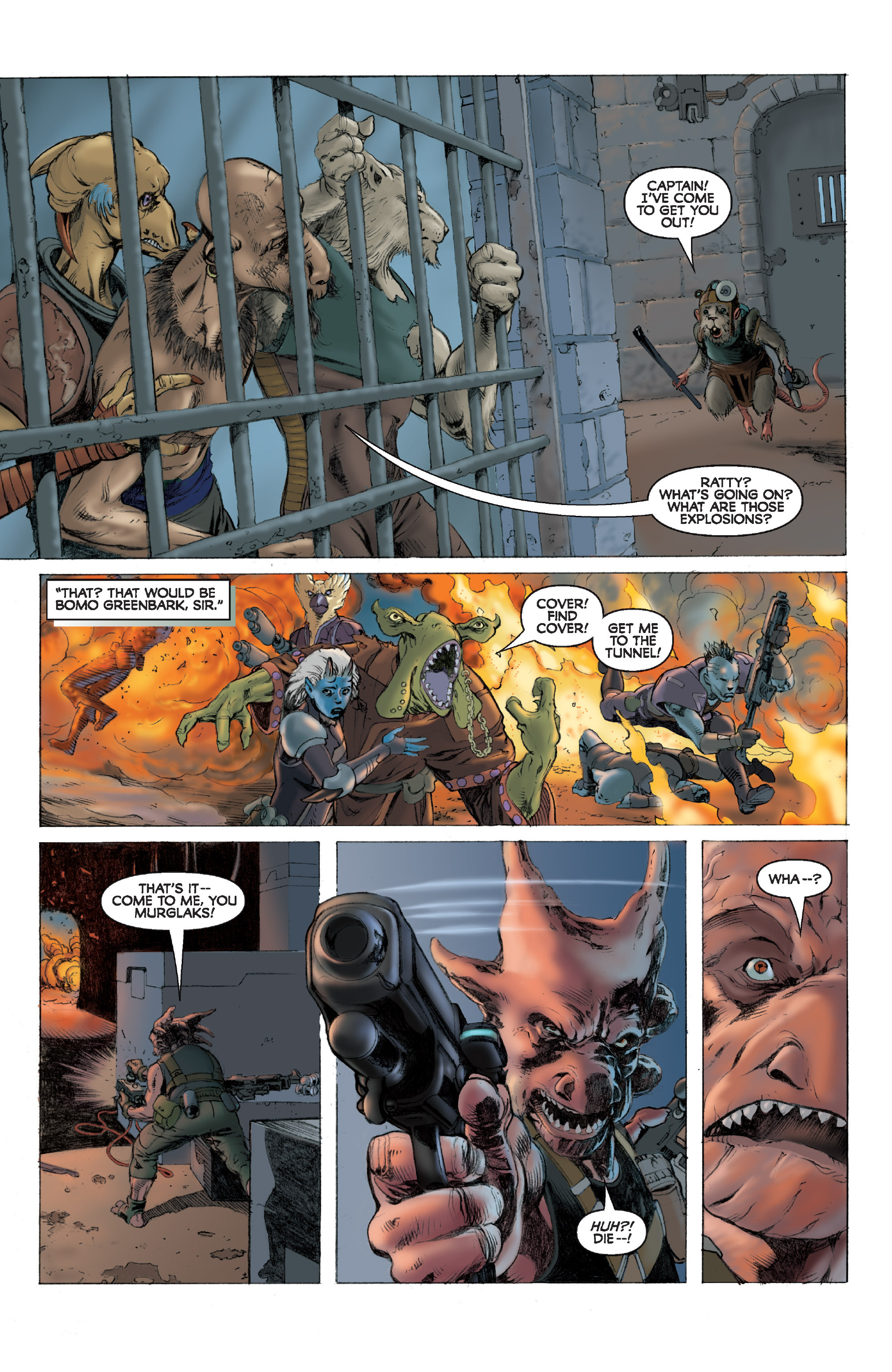 Read online Star Wars Omnibus comic -  Issue # Vol. 31 - 269
