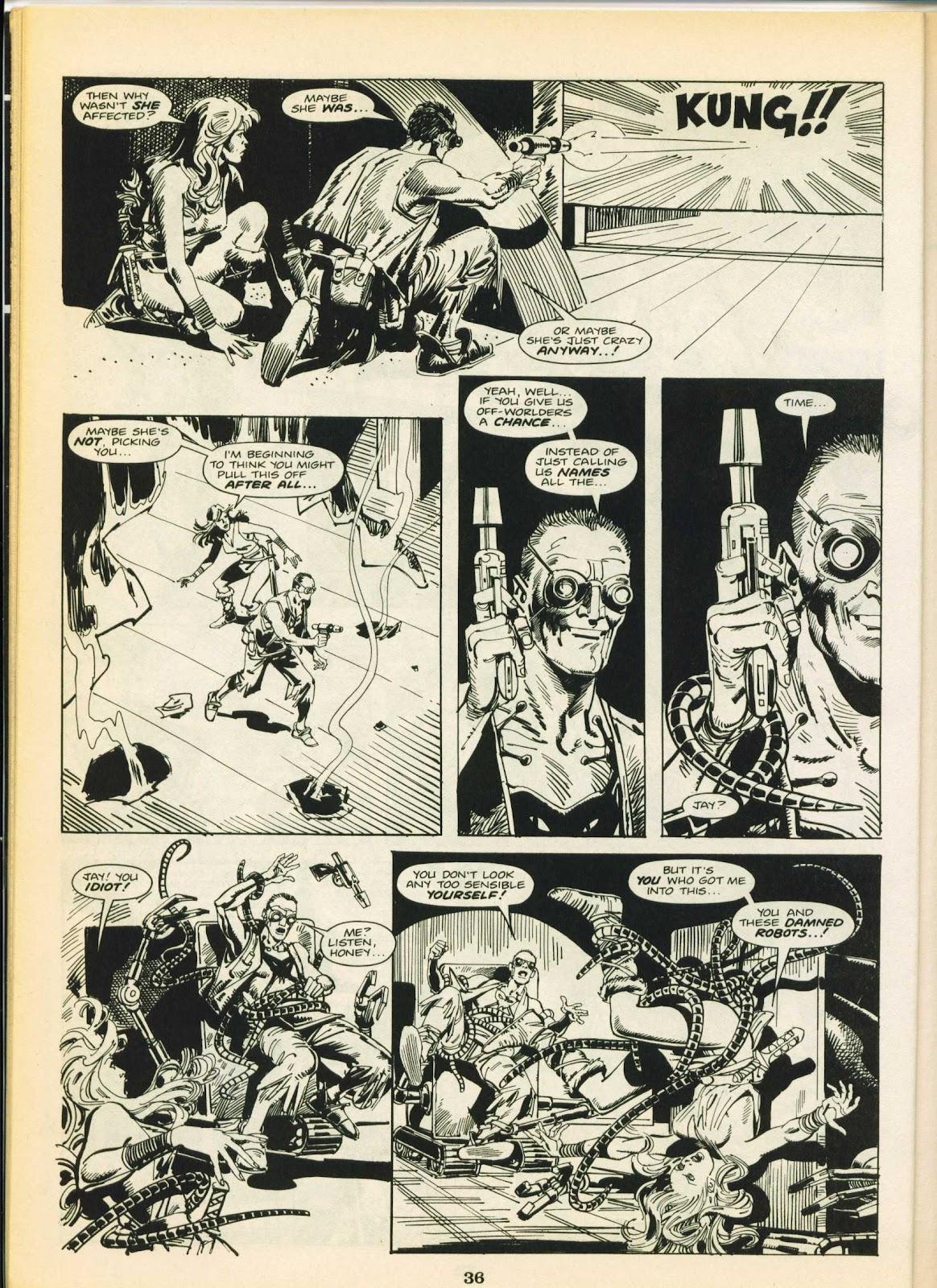 Warrior Issue #17 #18 - English 36
