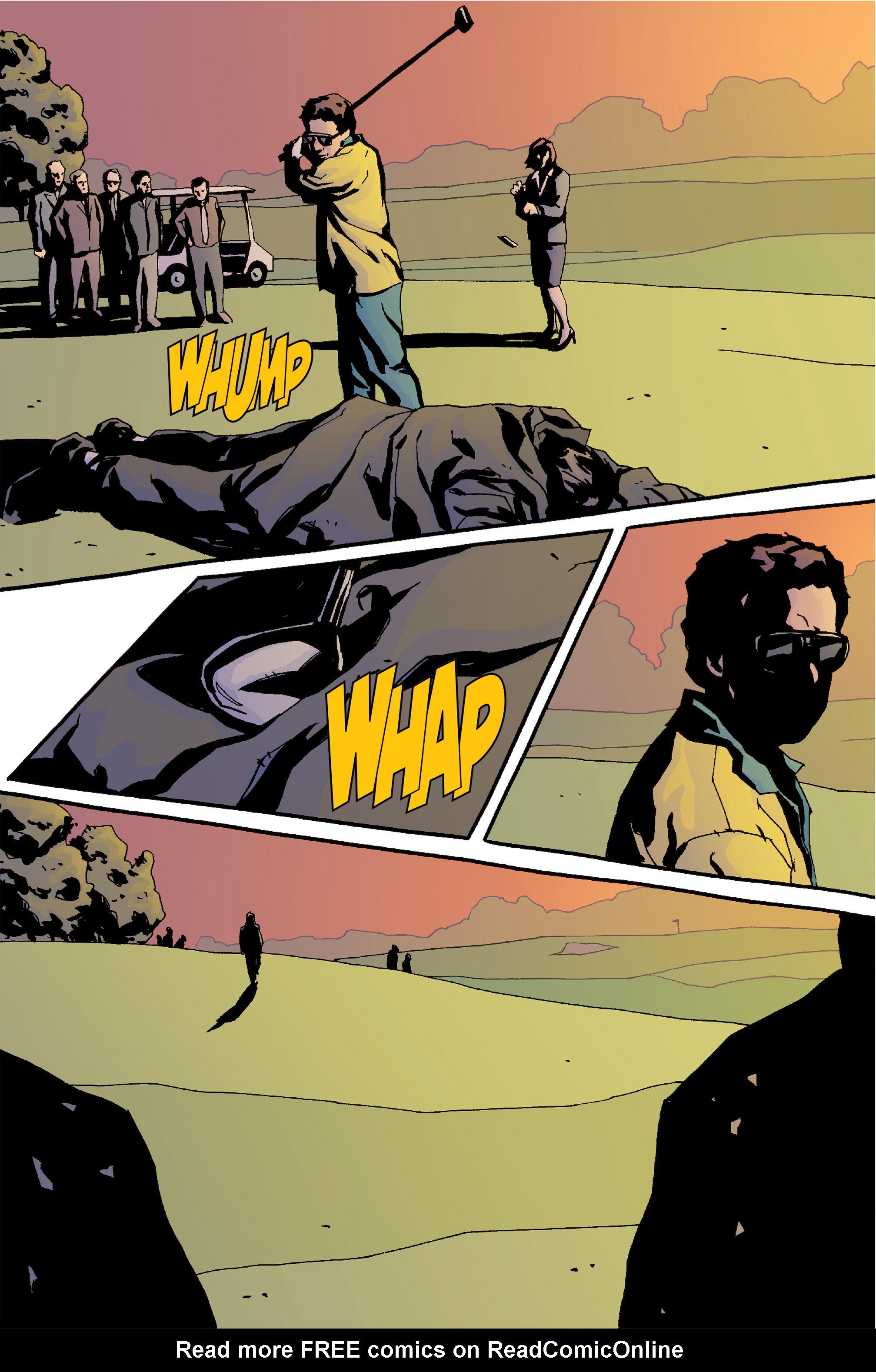 Read online Alias comic -  Issue #5 - 8
