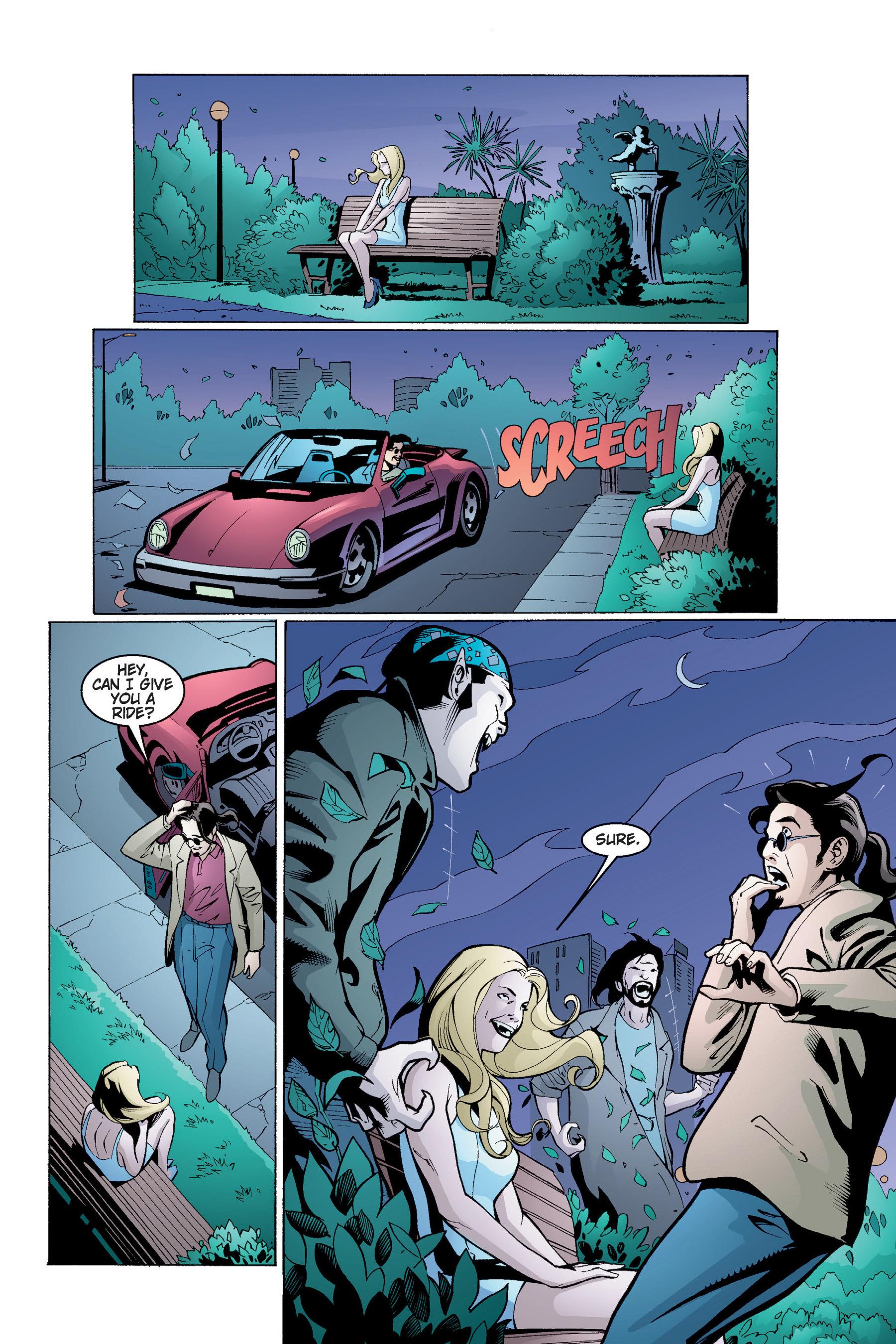 Read online Buffy the Vampire Slayer: Omnibus comic -  Issue # TPB 4 - 98
