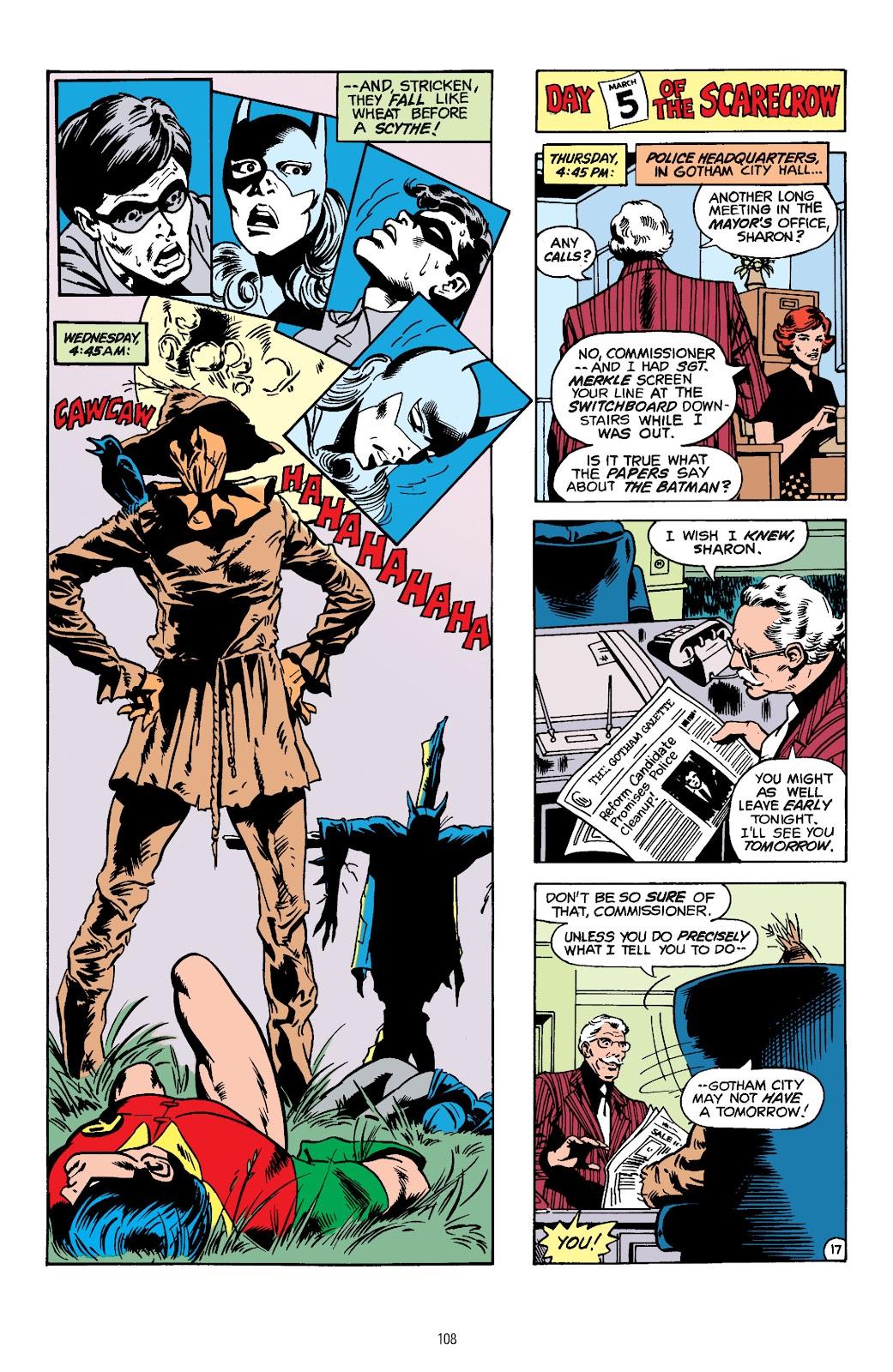 Read online Batman Arkham: Scarecrow comic -  Issue # TPB (Part 2) - 8